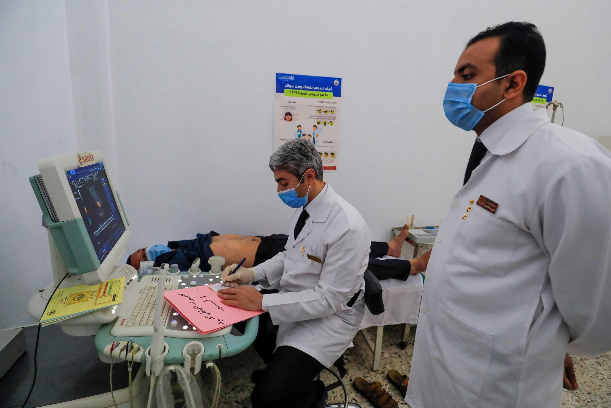 Σοκ στην Αίγυπτο: 61 γιατροί θύματα της Covid-19 μόνο τον Απρίλιο