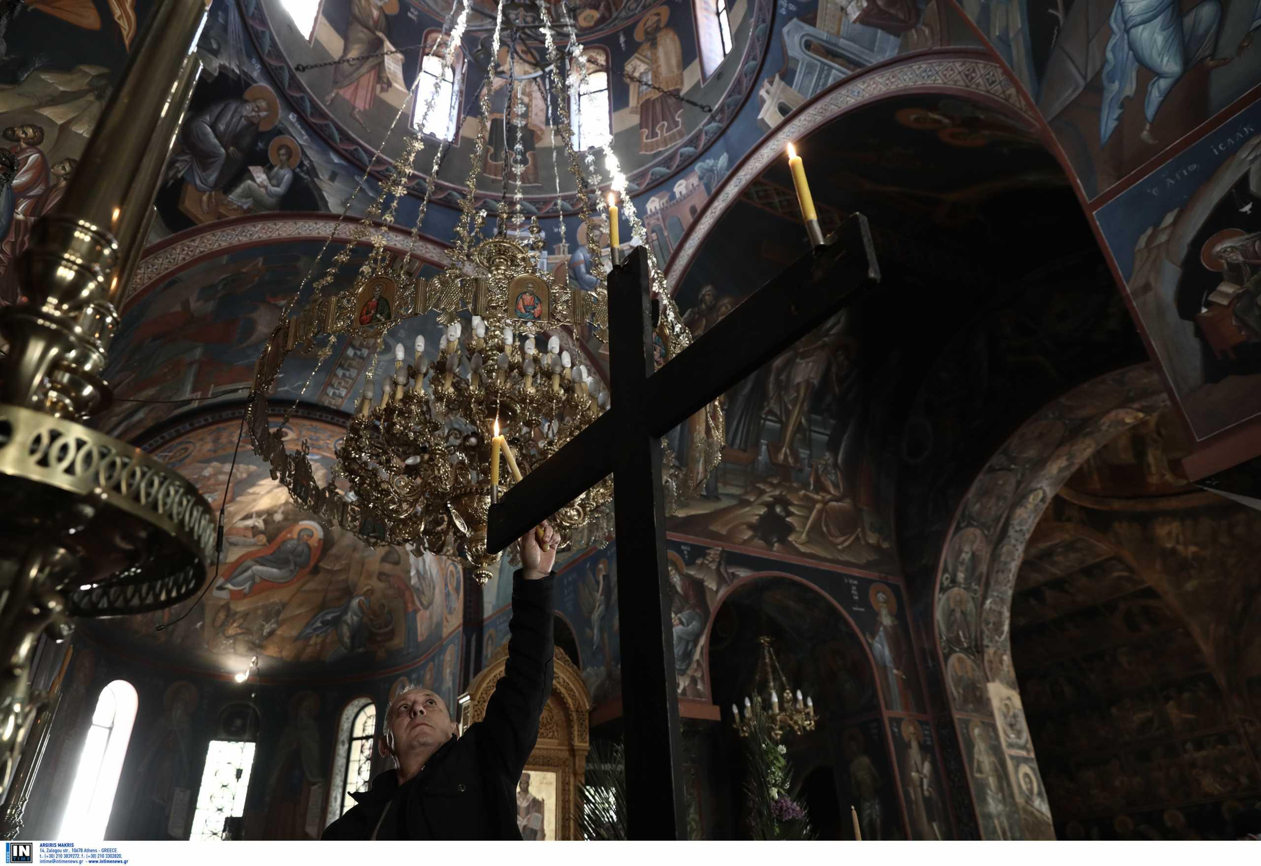 Μεγάλη Πέμπτη: Ο Πέτρος Γαϊτάνος ψάλλει το θρήνο της Παναγίας
