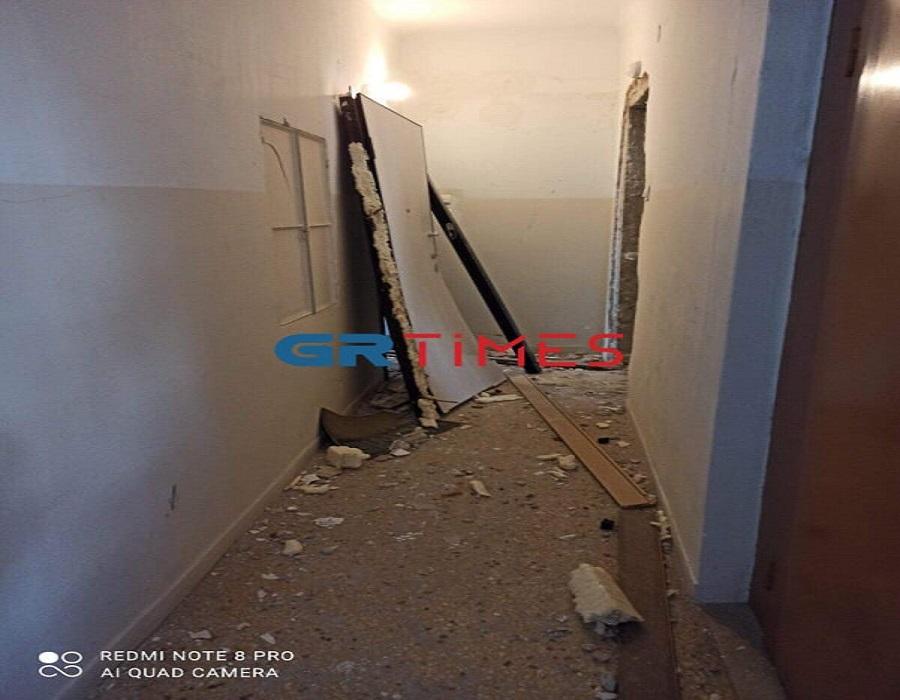 Θεσσαλονίκη: Έκρηξη από γκαζάκι ισοπέδωσε το διαμέρισμα φοιτητή – Το μεγάλο λάθος του νεαρού (pics, video)