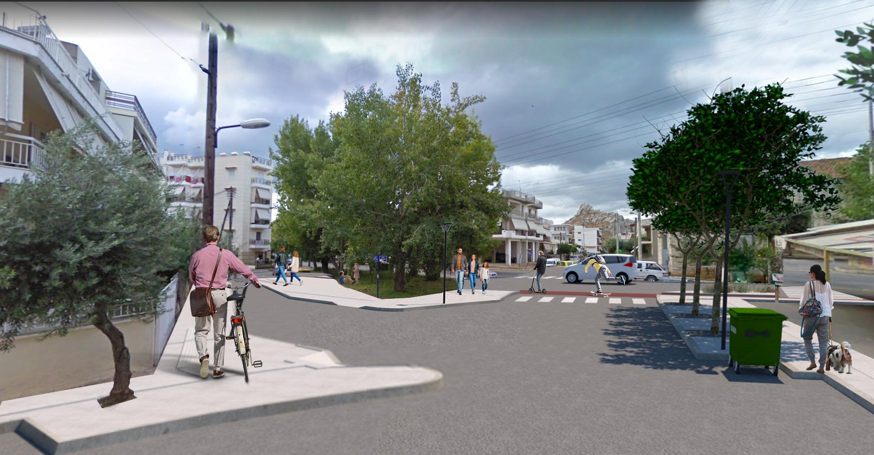 Ξεμπλοκάρουν μεγάλα έργα όπως το Πάρκο Πικιώνη, ποδηλατόδρομος σε Ελευσίνα και πεζόδρομοι στην Αθήνα