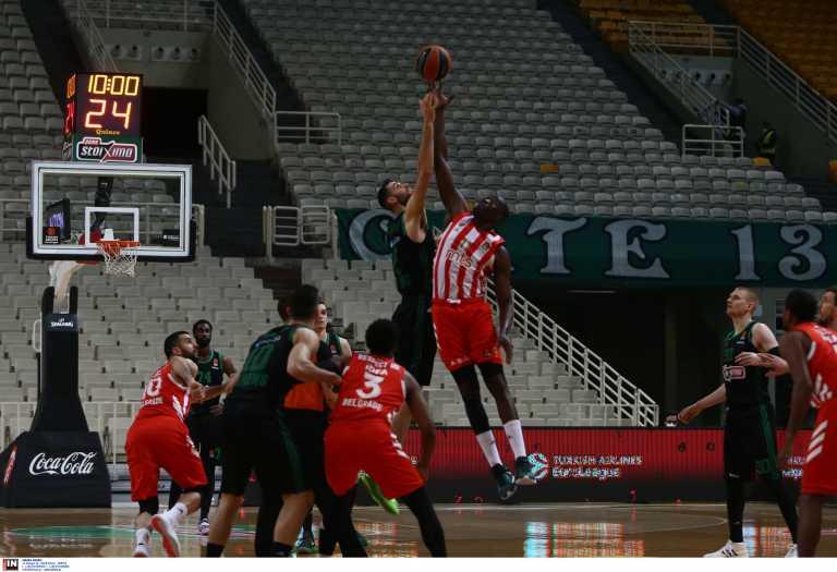 Euroleague: Τέσσερα κρούσματα κορονοϊού στον Ερυθρό Αστέρα, αγωνία στη Μακάμπι του Σφαιρόπουλου