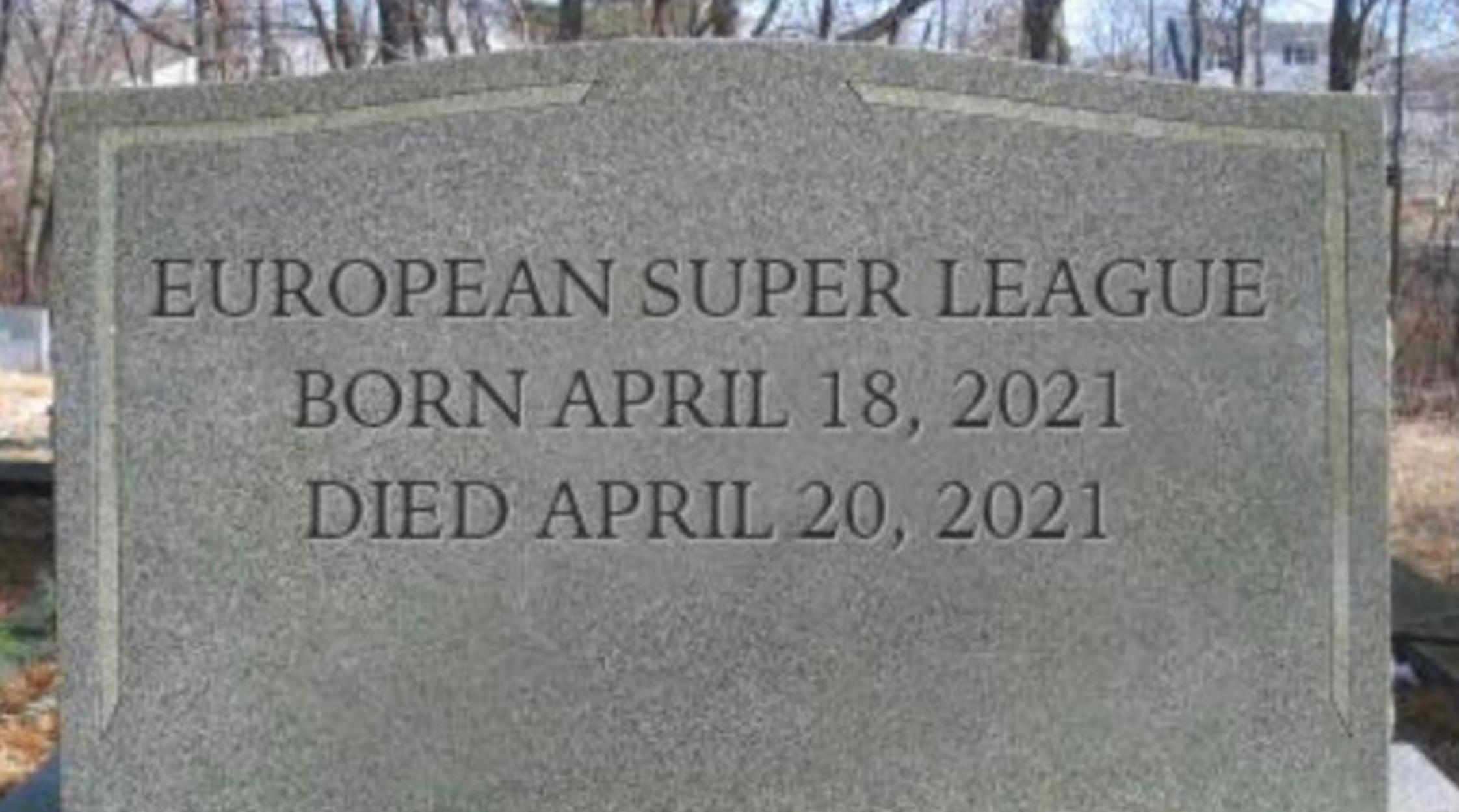 European Super League: Κατάρρευση! Αποχώρησαν οι 6 αγγλικές ομάδες και ανακοινώθηκε «πάγωμα»