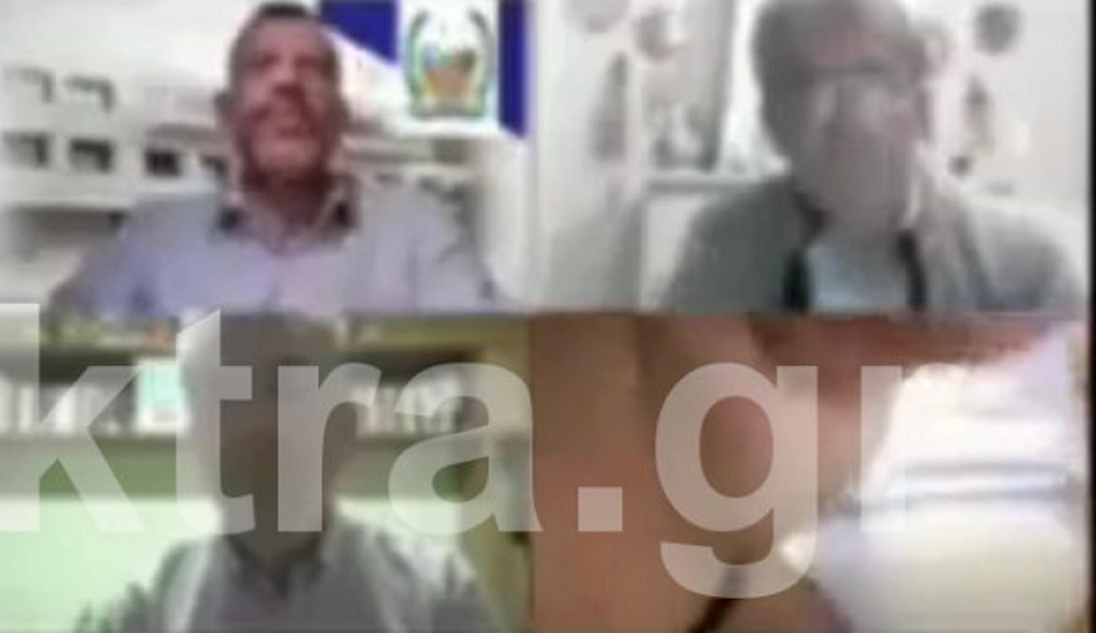 Κόρινθος: Στο δημοτικό συμβούλιο με τα εσώρουχα – «Θα μας παίξουν οι Ράδιο Αρβύλα όπως το πάμε» (video)