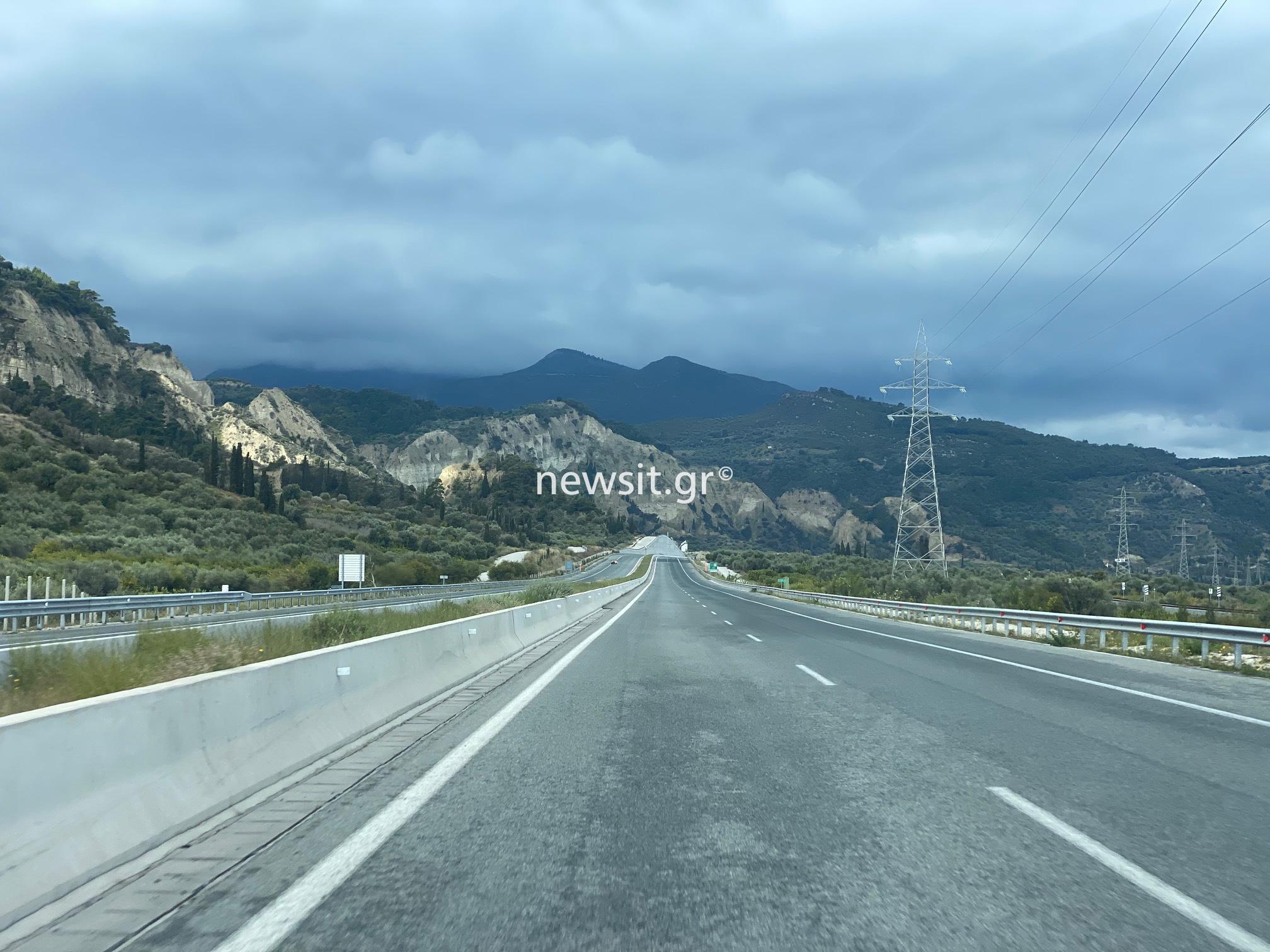 Αθήνα – Πρέβεζα και «ψυχή» στην εθνική οδό