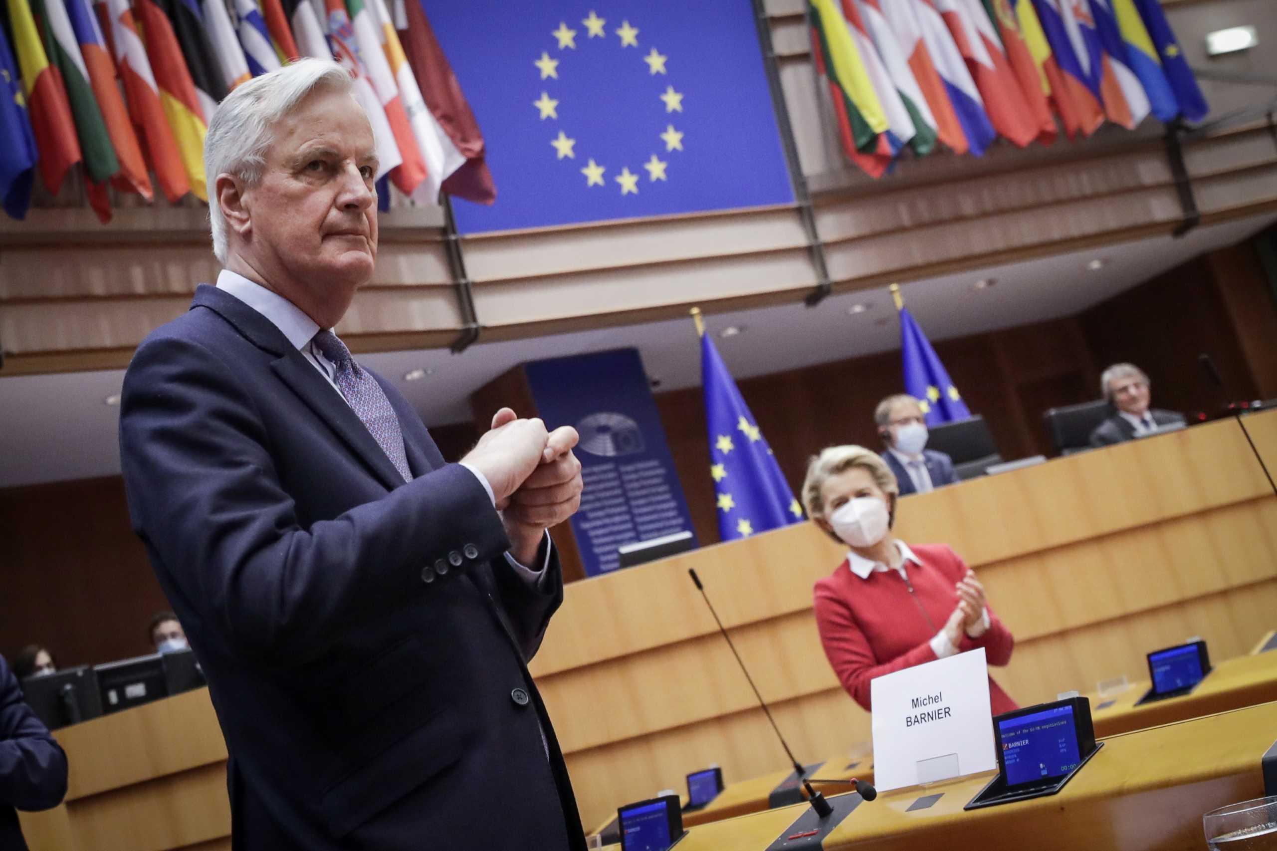 Brexit: Το Ευρωκοινοβούλιο ενέκρινε την εμπορική συμφωνία ΕΕ – Βρετανίας