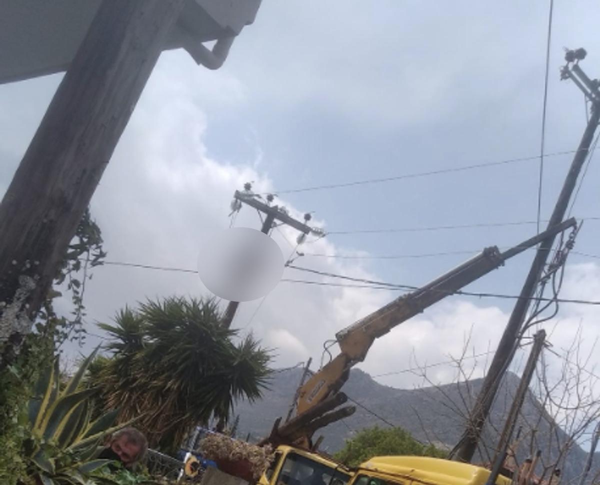 Τραγωδία με 3 νεκρούς στην Ερέτρια: «Ούρλιαζαν οι κάτοικοι βλέποντας το τραγικό θέαμα»