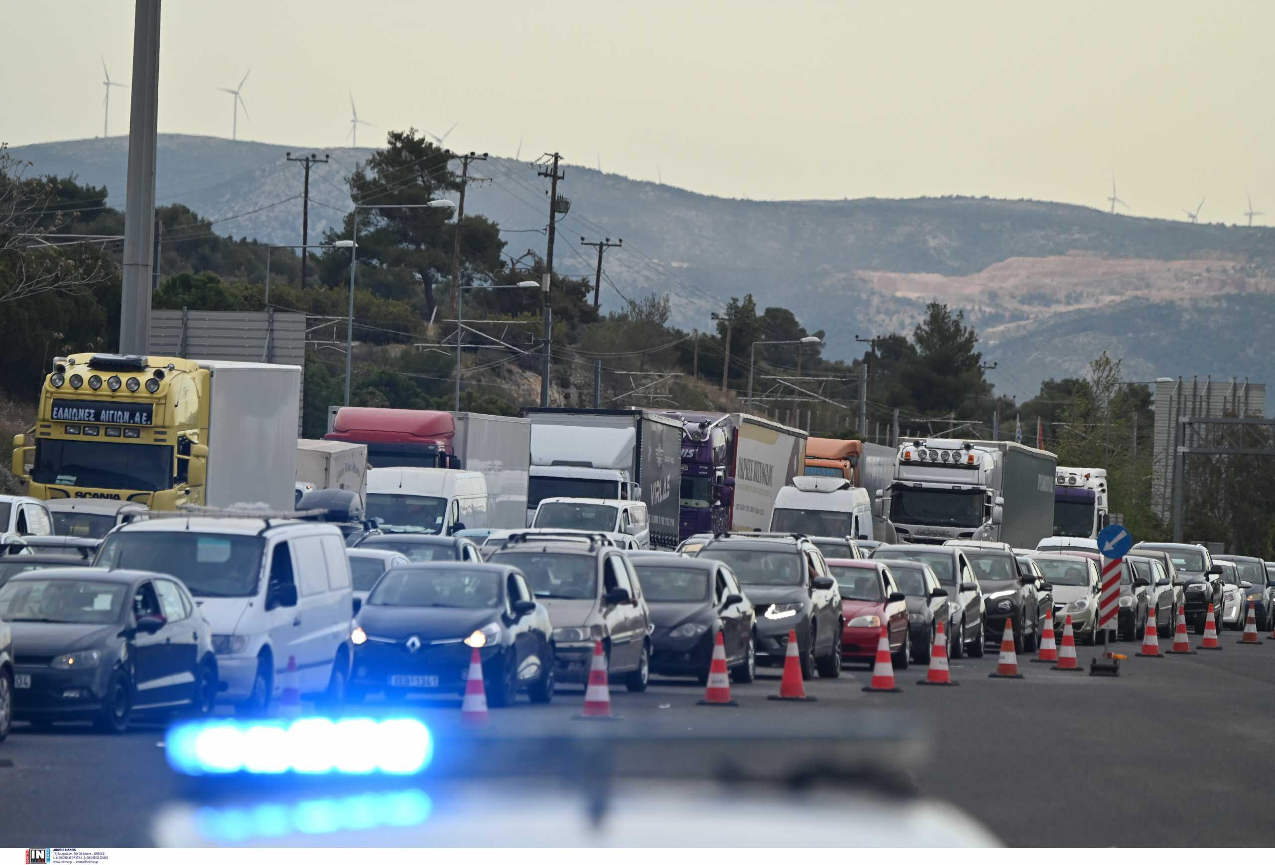 Εντατικοί έλεγχοι στα διόδια των Nέων Μαλγάρων – Οκτώ επιστροφές οδηγών μέχρι στιγμής