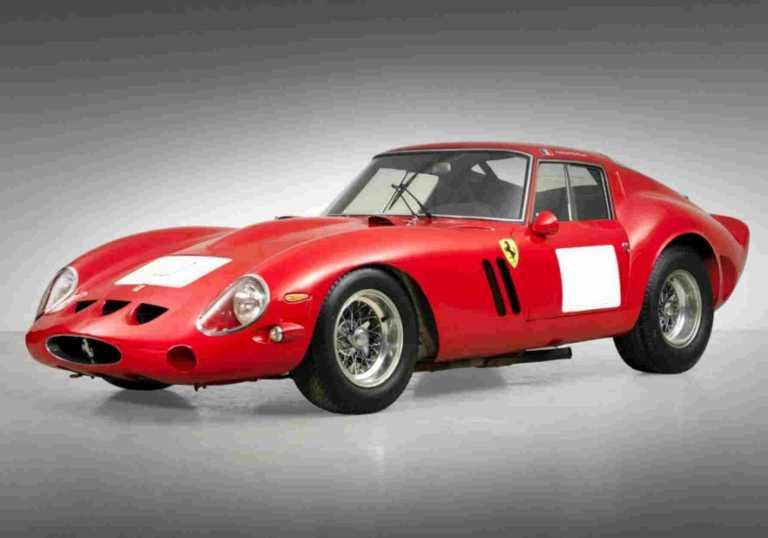Τα 5 πιο ακριβα αυτοκίνητα που έχουν πουληθεί ποτέ