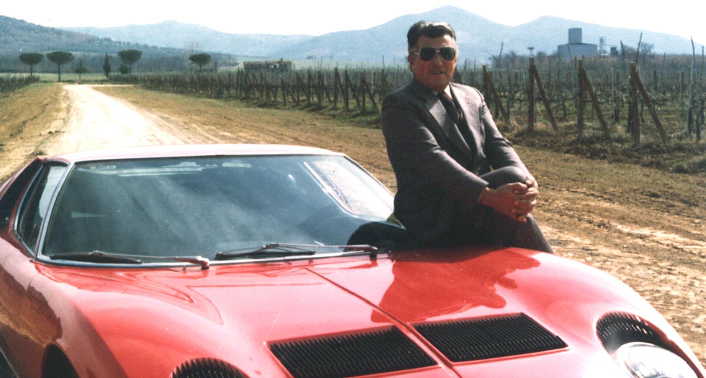 Σαν σήμερα, 28 Απριλίου, γεννήθηκε ο Ferruccio Lamborghini (pics)