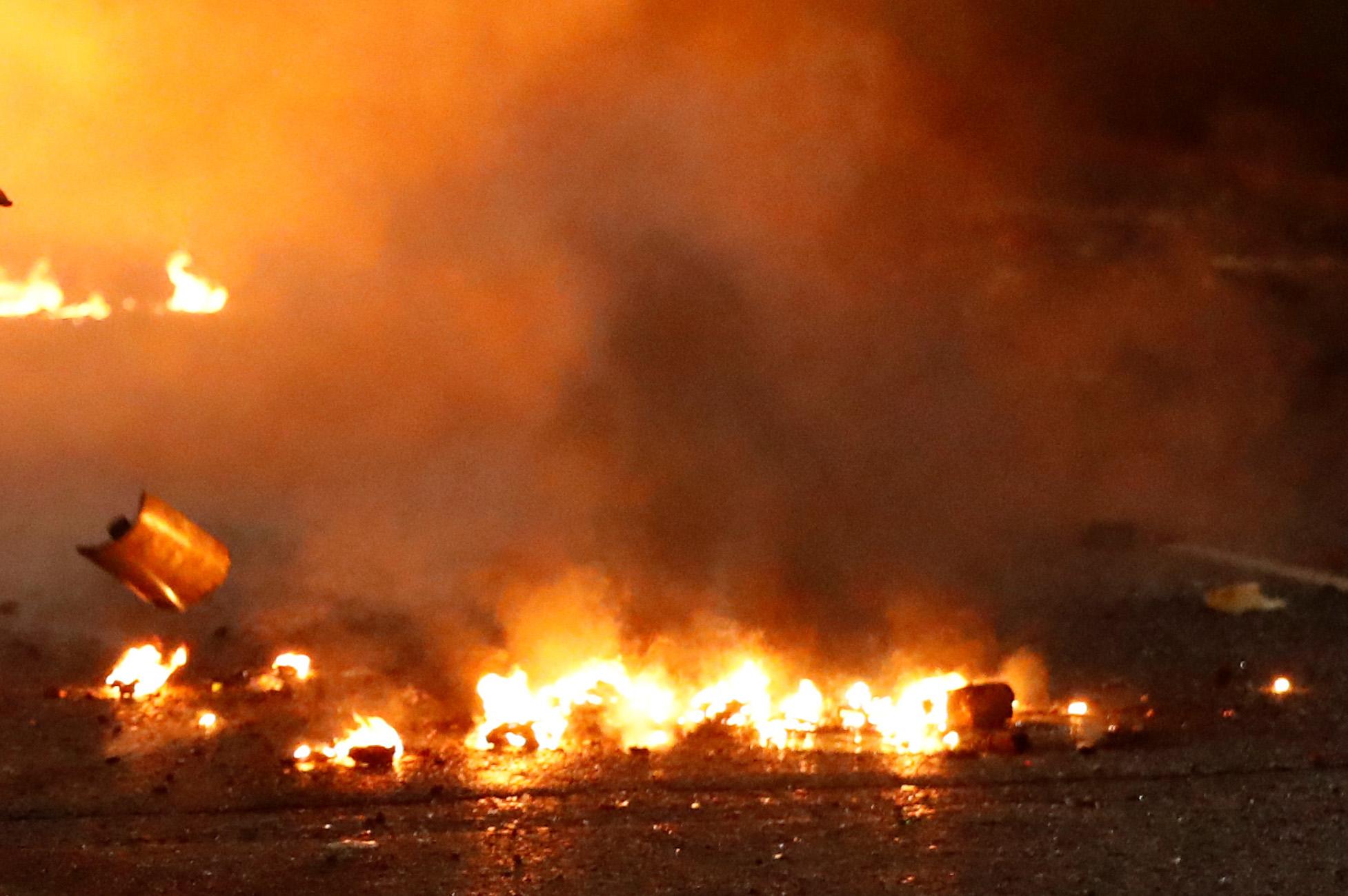 Κονγκό: Δεκάδες νεκροί μετά από τροχαίο ατύχημα με λεωφορείο