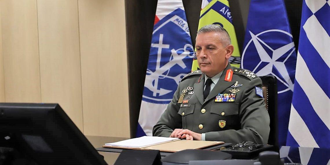 Στρατηγός Φλώρος: Η Ελλάδα είναι προσηλωμένη στην επίλυση των διαφορών βάσει Διεθνούς Δικαίου