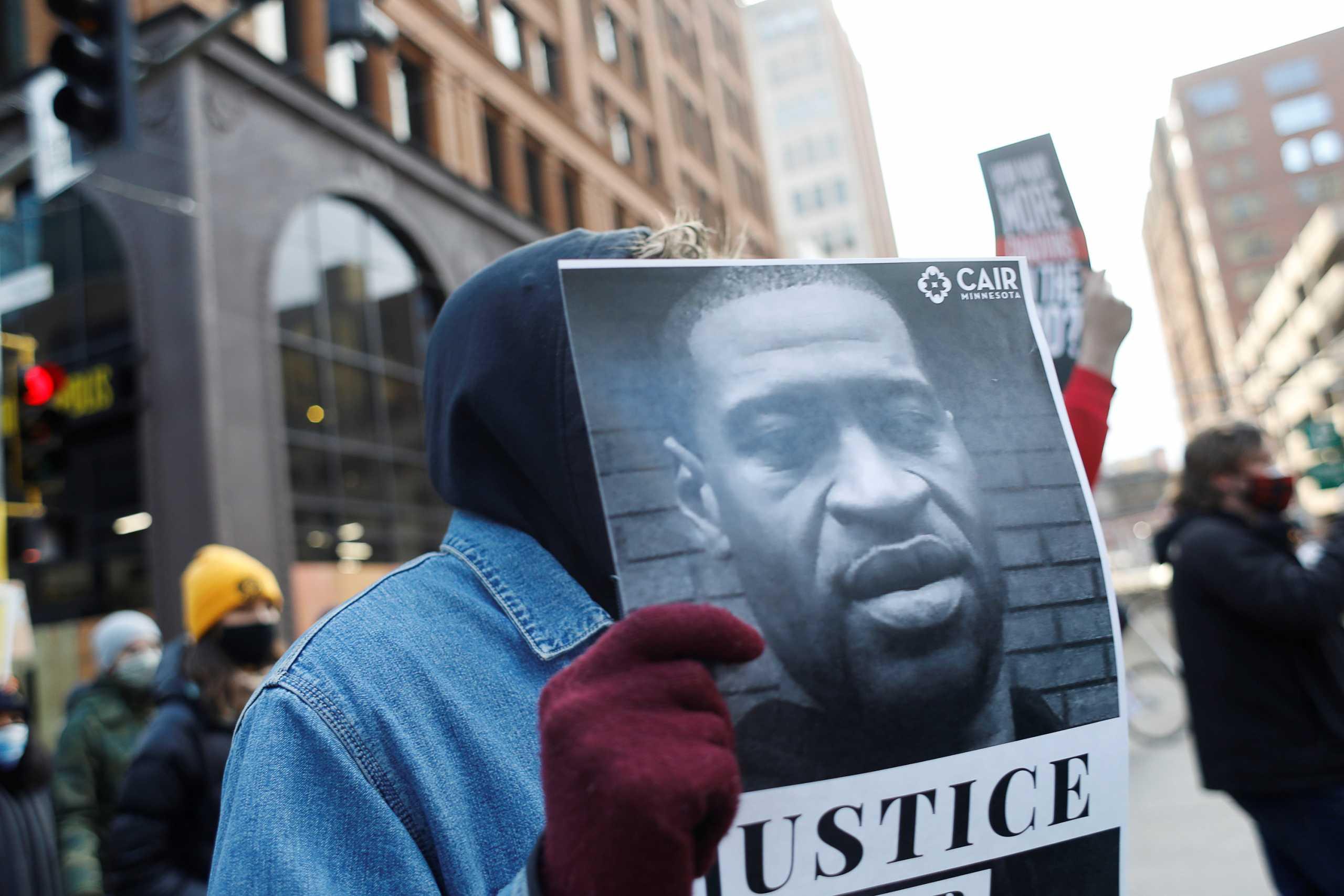 Τζορτζ Φλόιντ: Θα του δοθεί χάρη μετά θάνατον για μια καταδίκη του από το 2004