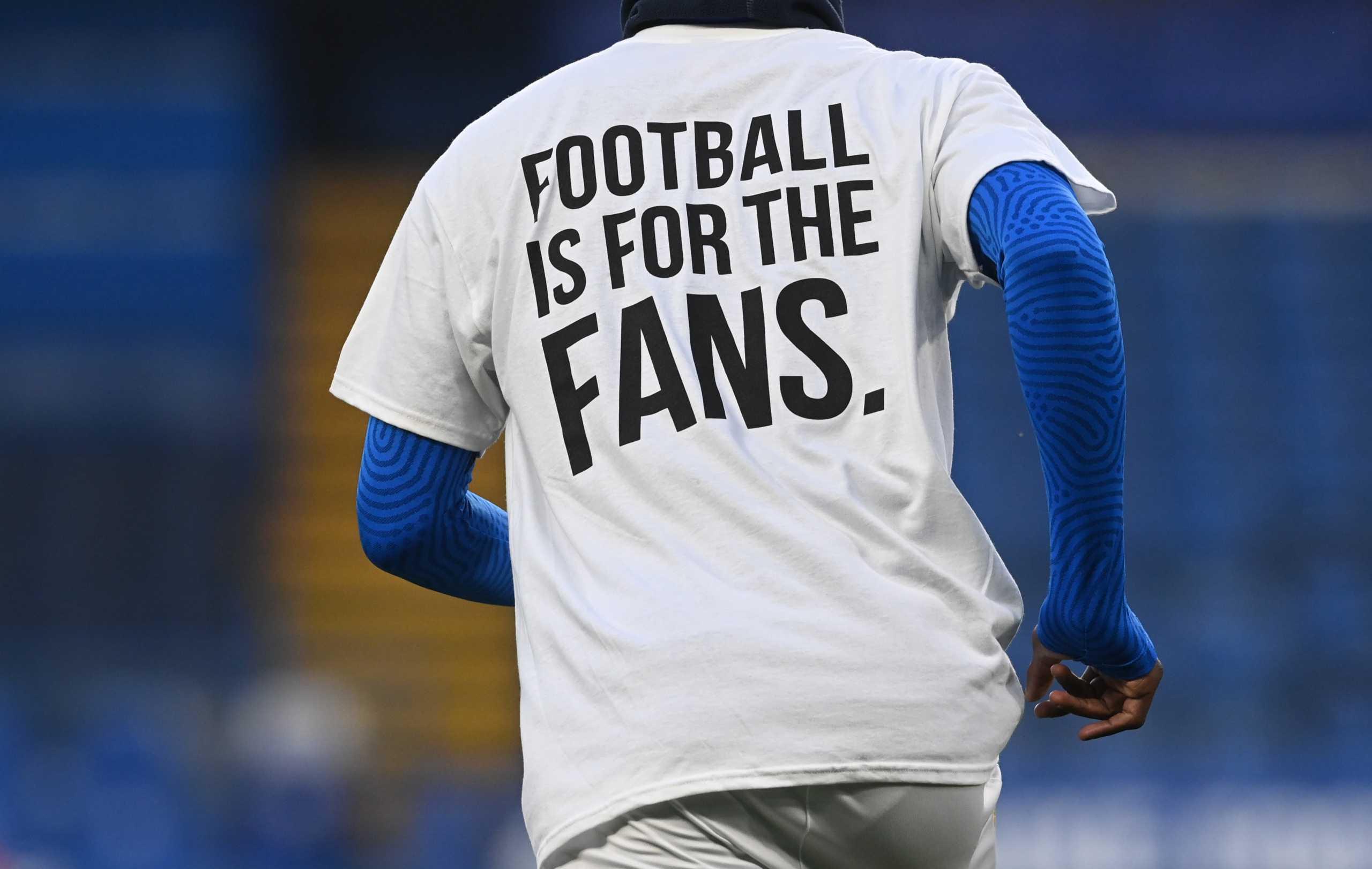 Αγγλία: Αλλάζουν οι νόμοι για τις ιδιοκτησίες ομάδων, «δεν θα τους αφήσουμε να μας πάρουν το άθλημα»