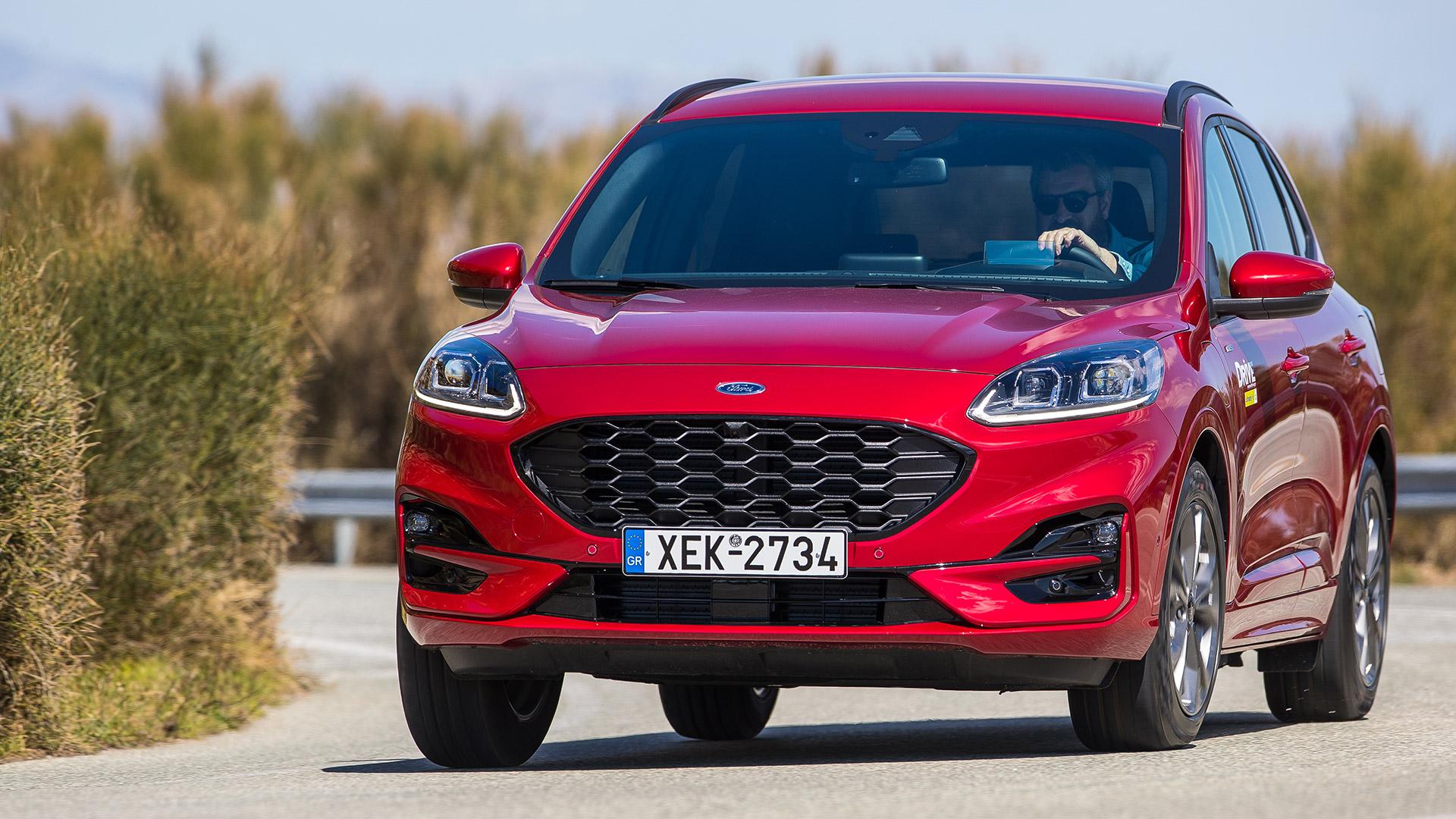 Δοκιμάζουμε το Ford Kuga Plug-in Hybrid που καίει λιγότερο και από diesel! (pics)