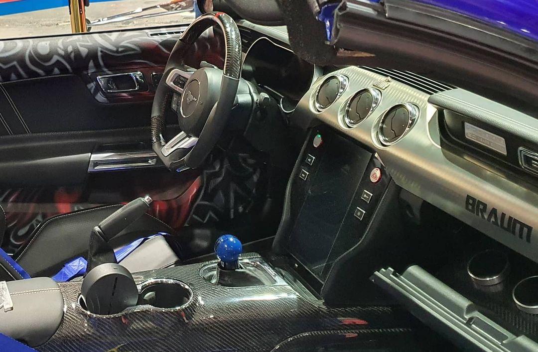 Ίσως η πιο άσχημη Ford Mustang που έχουμε δει ποτέ! (pics)