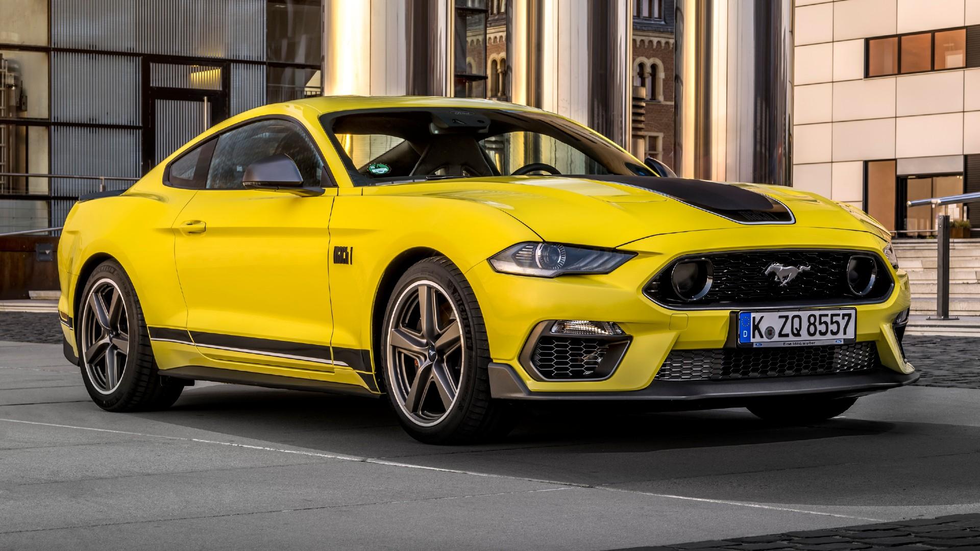 Η Ford Mustang παραμένει το πρώτο σε πωλήσεις σπορτσκαρ στον κόσμο!