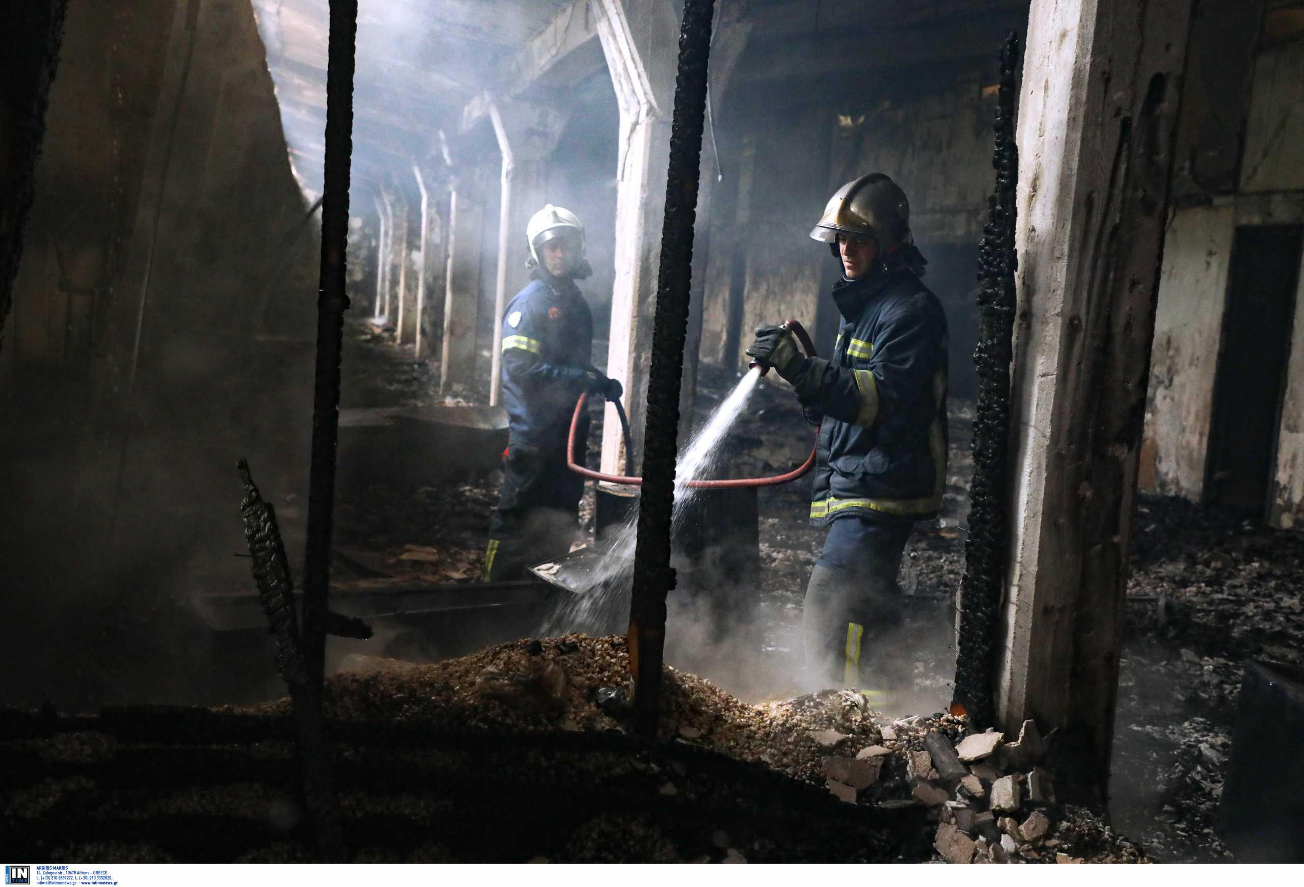 Τραγωδία στη Λάρισα – Άνδρας «έσβησε» στις φλόγες – Απεγκλωβίστηκε νεκρός