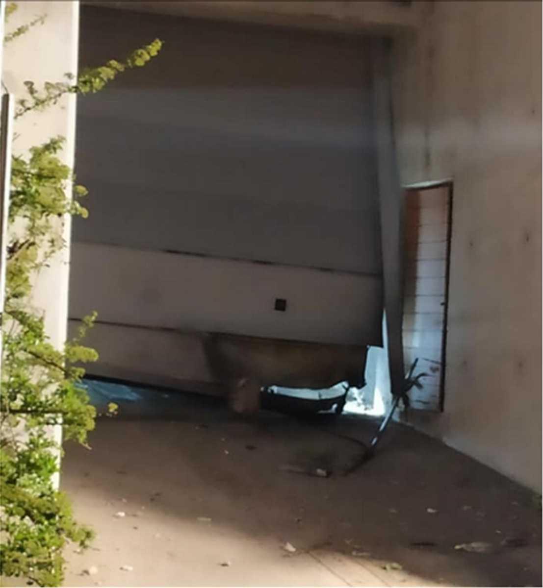 ΕΚΤΑΚΤΟ: Έκρηξη στο σπίτι του Μένιου Φουρθιώτη[Φωτογραφίες]