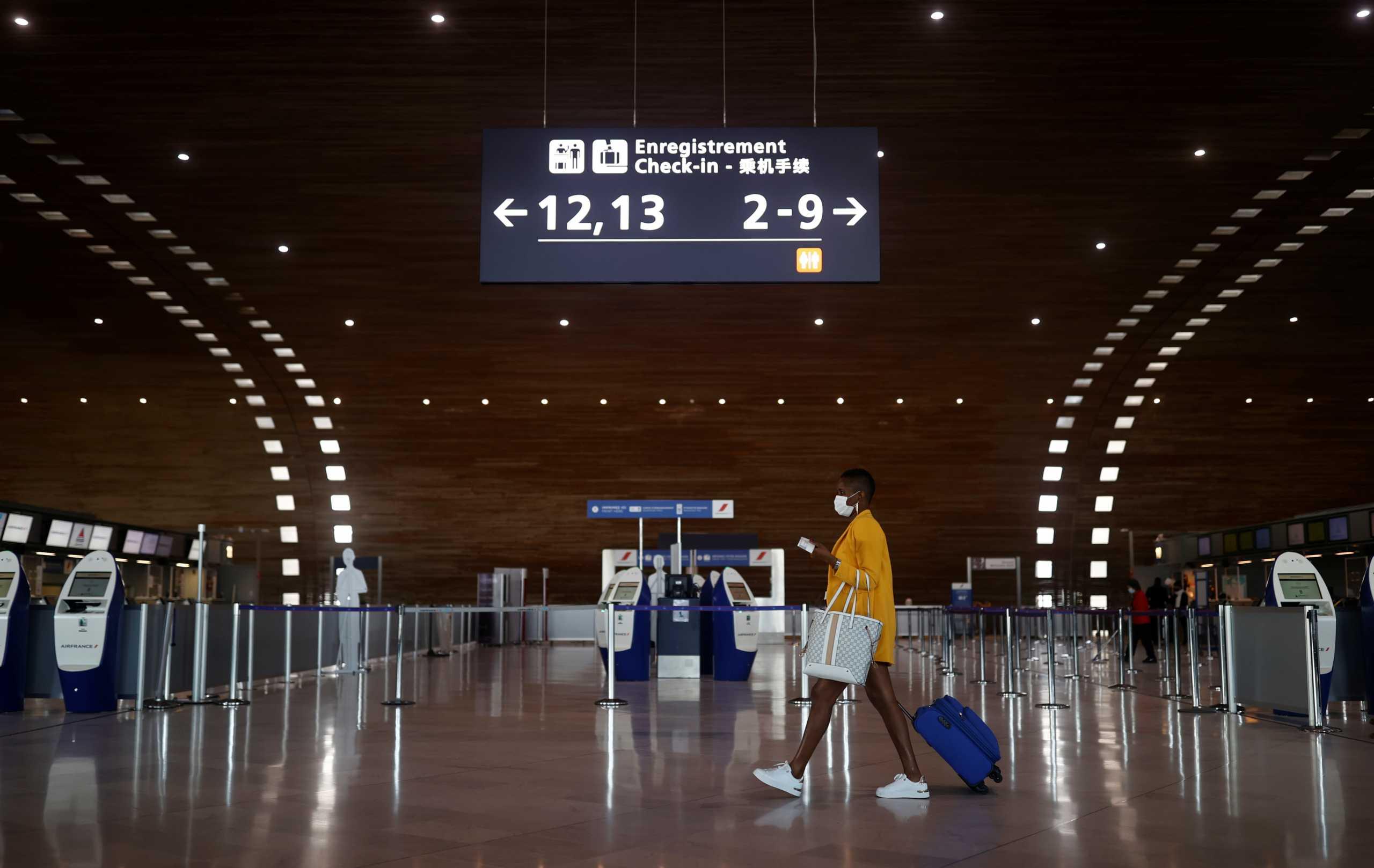 Γαλλία: Καραντίνα σε ταξιδιώτες από ακόμη 7 χώρες
