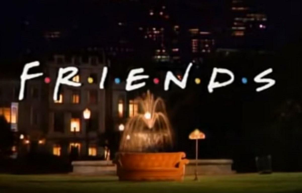 Friends Reunion: Ξεκίνησαν τα γυρίσματα (vid)