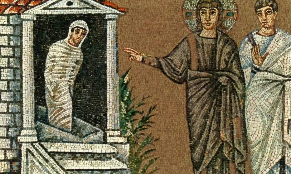 Γιατί o Λάζαρος μετά την Ανάστασή του δεν ξαναγέλασε ποτέ;