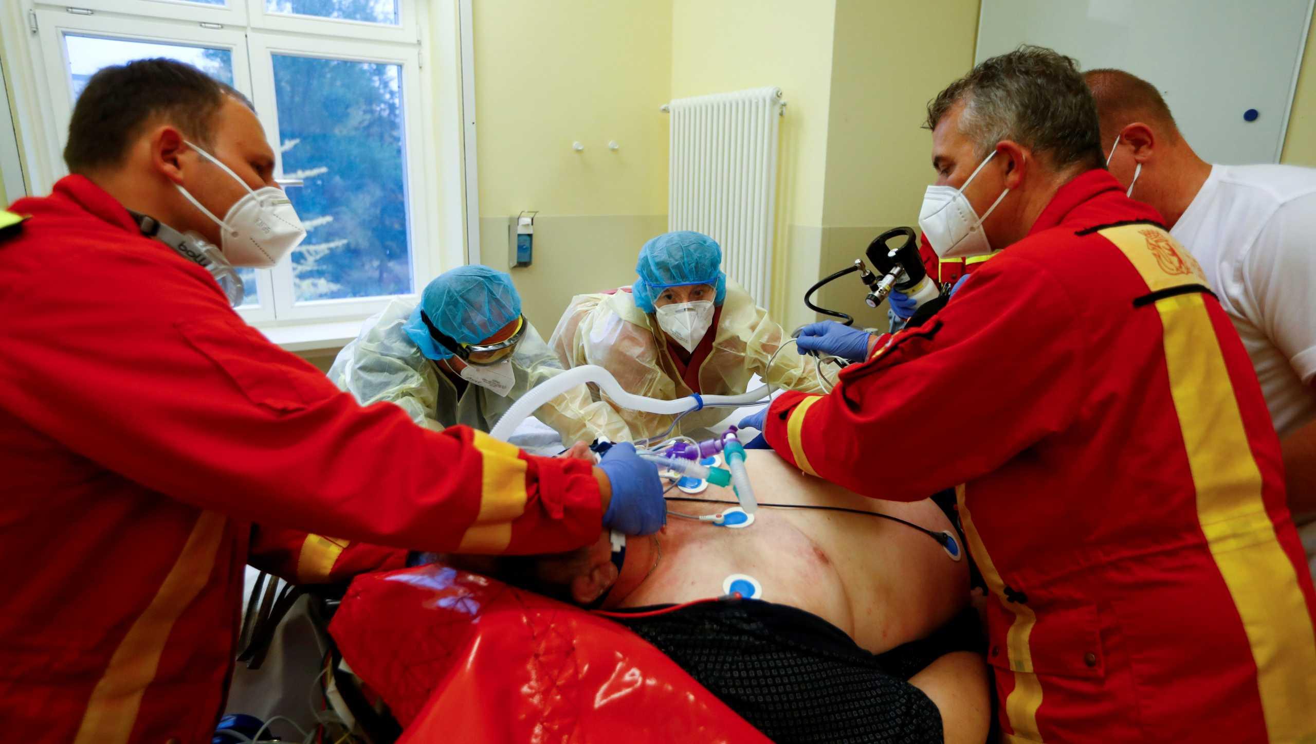 Γερμανία: Έκκληση για lockdown 2 εβδομάδων από γιατρούς – 1.000 εισαγωγές σε ΜΕΘ από τα μέσα Μαρτίου