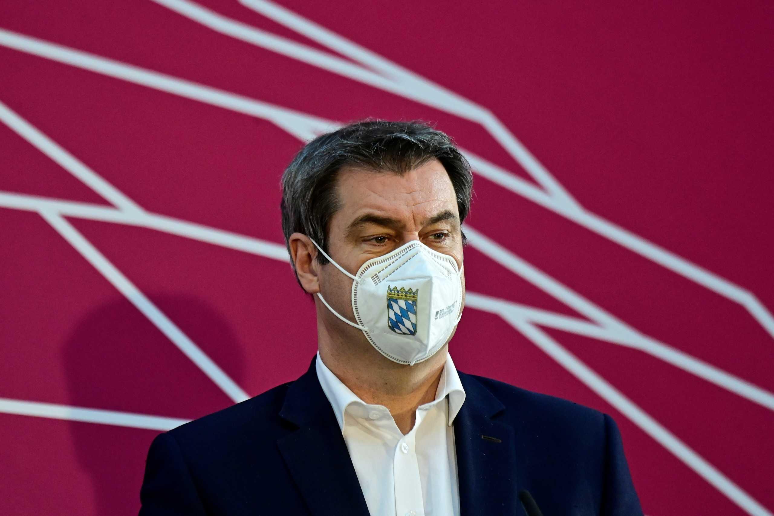 Γερμανία: Θέλουν υποψήφιο της κεντροδεξιάς τον Μάρκους Ζέντερ αντί του Άρμιν Λάσετ για νέο καγκελάριο