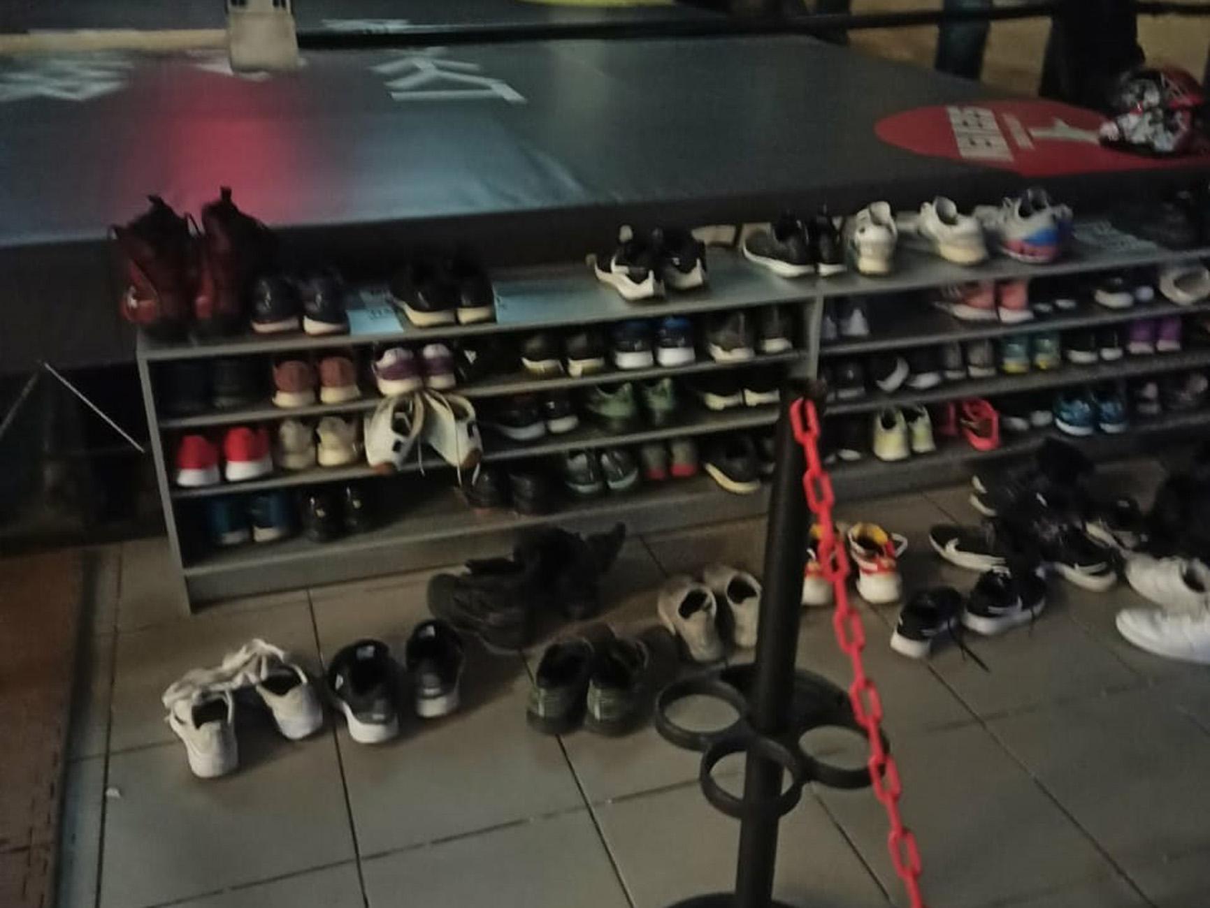 Κορονοϊός: 16 άτομα σε γυμναστήριο στον Πειραιά – Πρόστιμα και αυτόφωρο