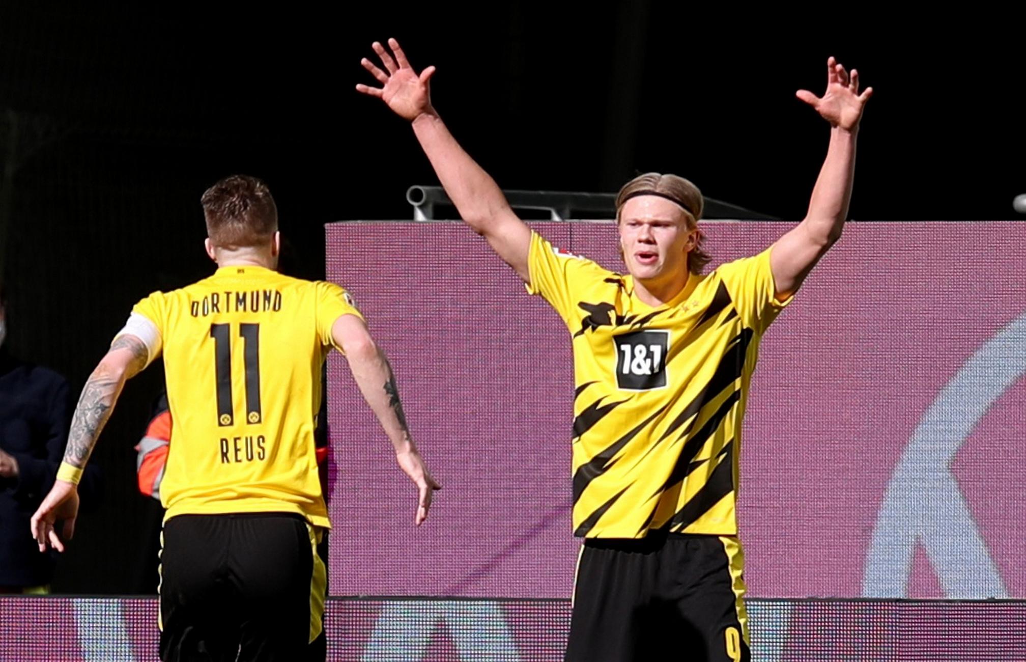Bundesliga: «Ζωντανή» για το Champions League η Ντόρτμουντ, έχασε η Μπάγερν