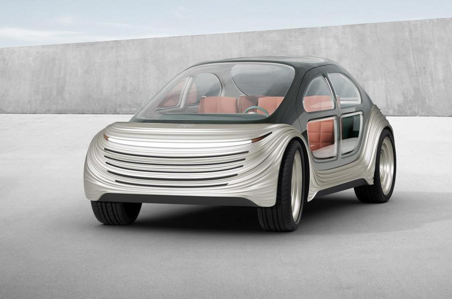 Κινέζοι έφτιαξαν ηλεκτρικό αυτοκίνητο που καθαρίζει τον αέρα! (pics)