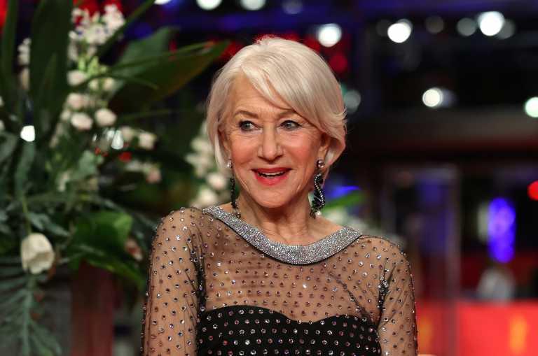 Η Έλεν Μίρεν θα παρουσιάσει διαγωνισμό «μάγων» για τα 20 χρόνια του Χάρι Πότερ