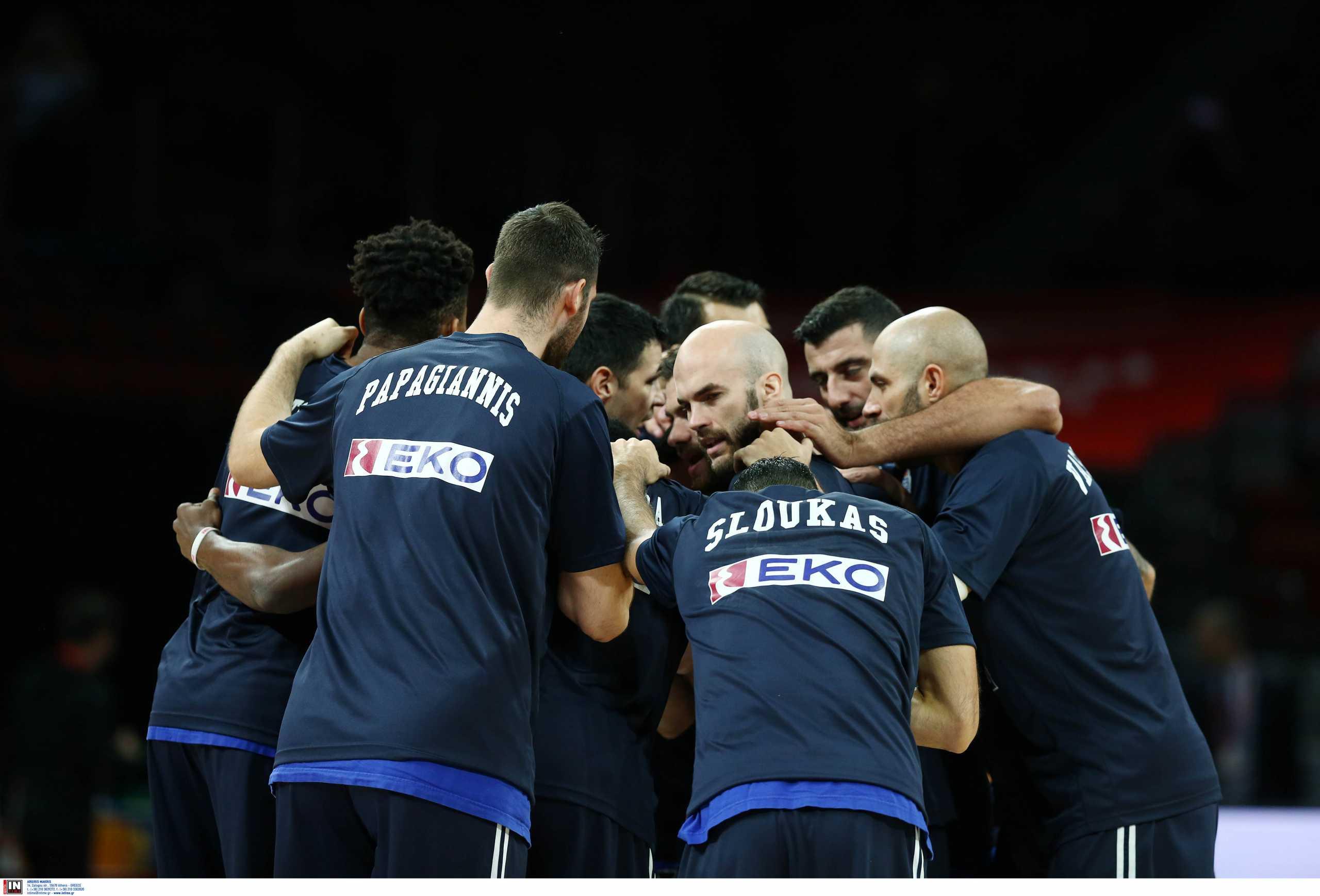 Κλήρωση Eurobasket 2022: Οι αντίπαλοι της Εθνικής Ελλάδας