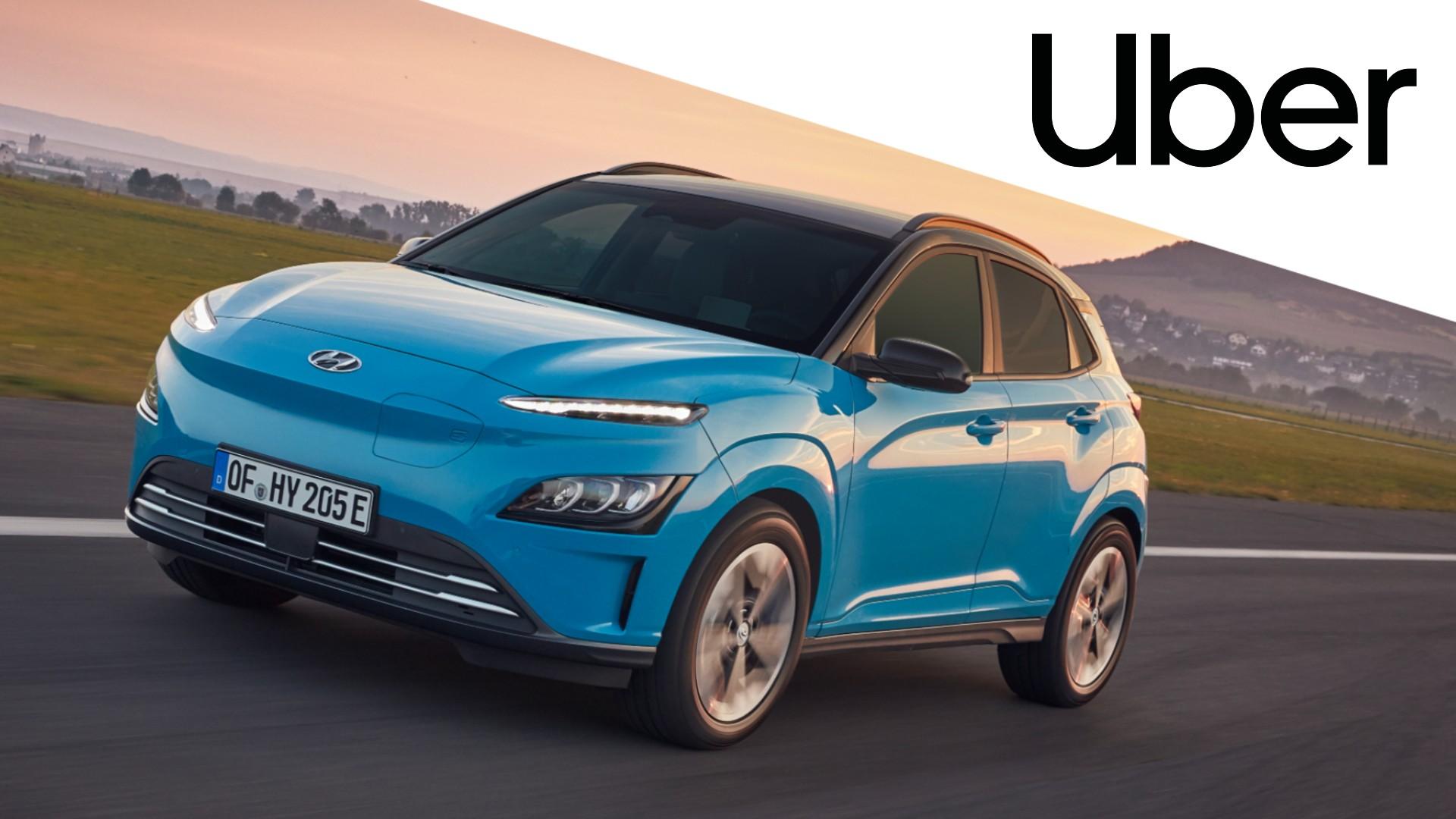 Συνεργασία μεταξύ Hyundai και Uber στην ευρωπαϊκή αγορά