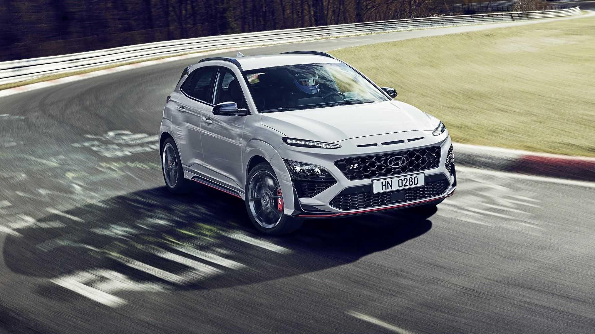 Νέο Hyundai Kona N: Αποκαλυπτήρια για το ισχυρότερο SUV της Hyundai (video)
