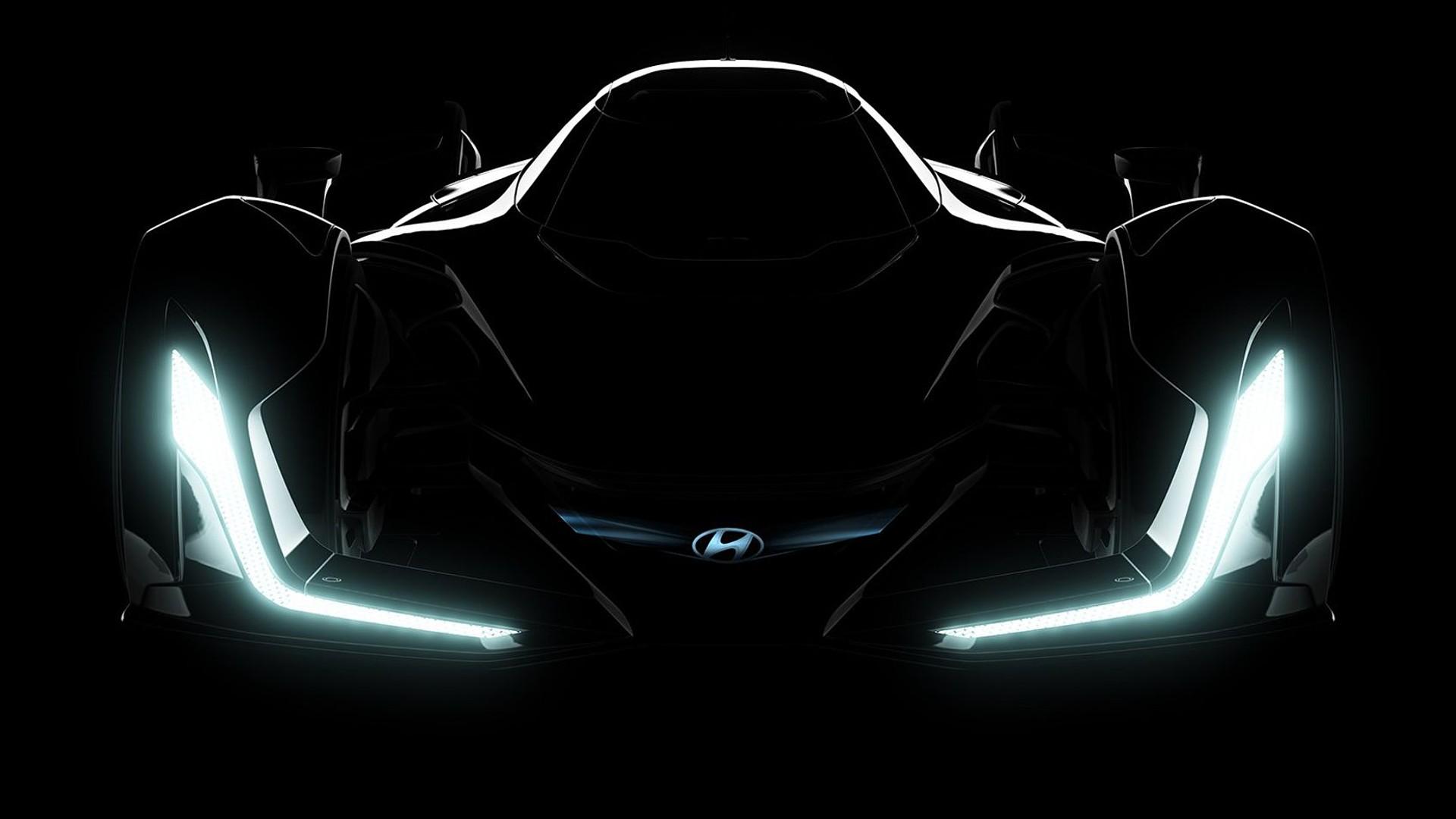 Η Hyundai ετοιμάζει σπορ μοντέλο που θα καίει υδρογόνο!
