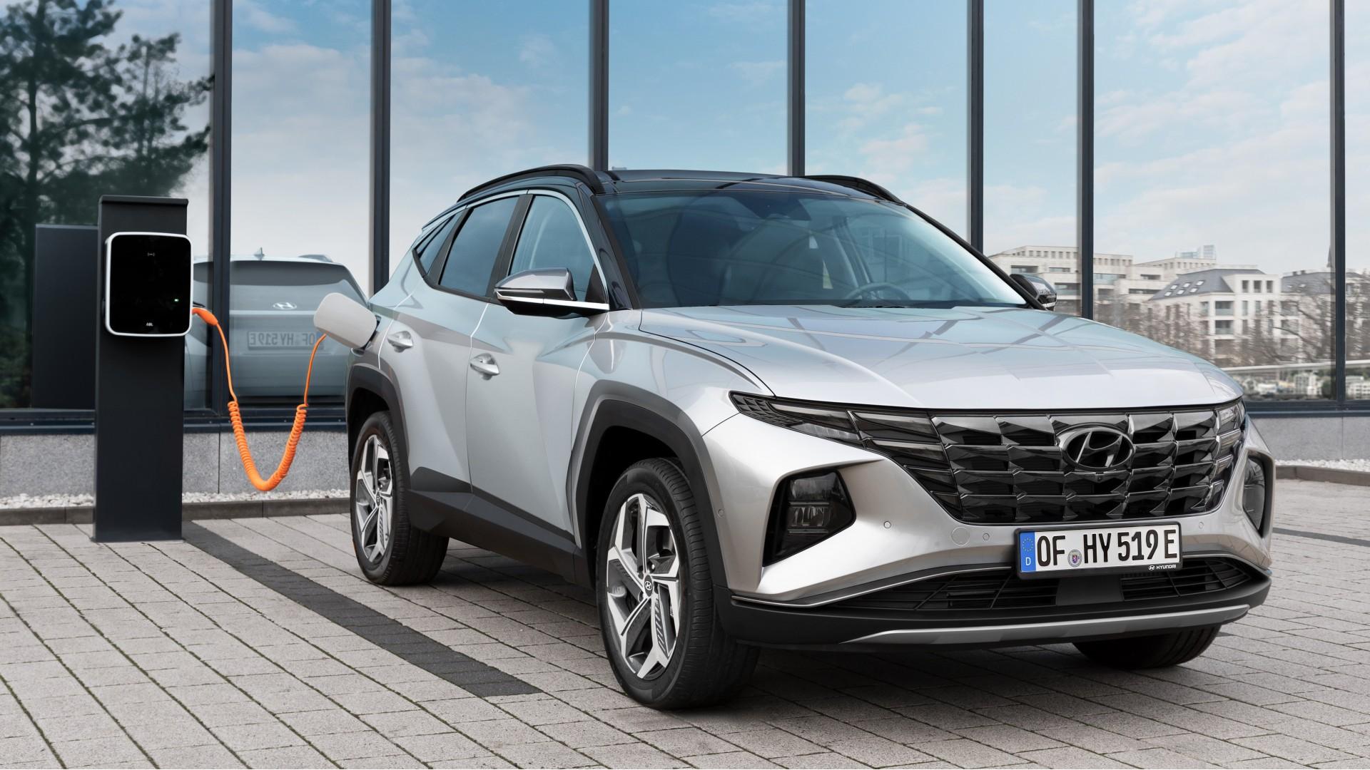 Hyundai: Πόσο κοστίζει στην Ελλάδα το νέο Tucson Plug-in Hybrid; (pics)