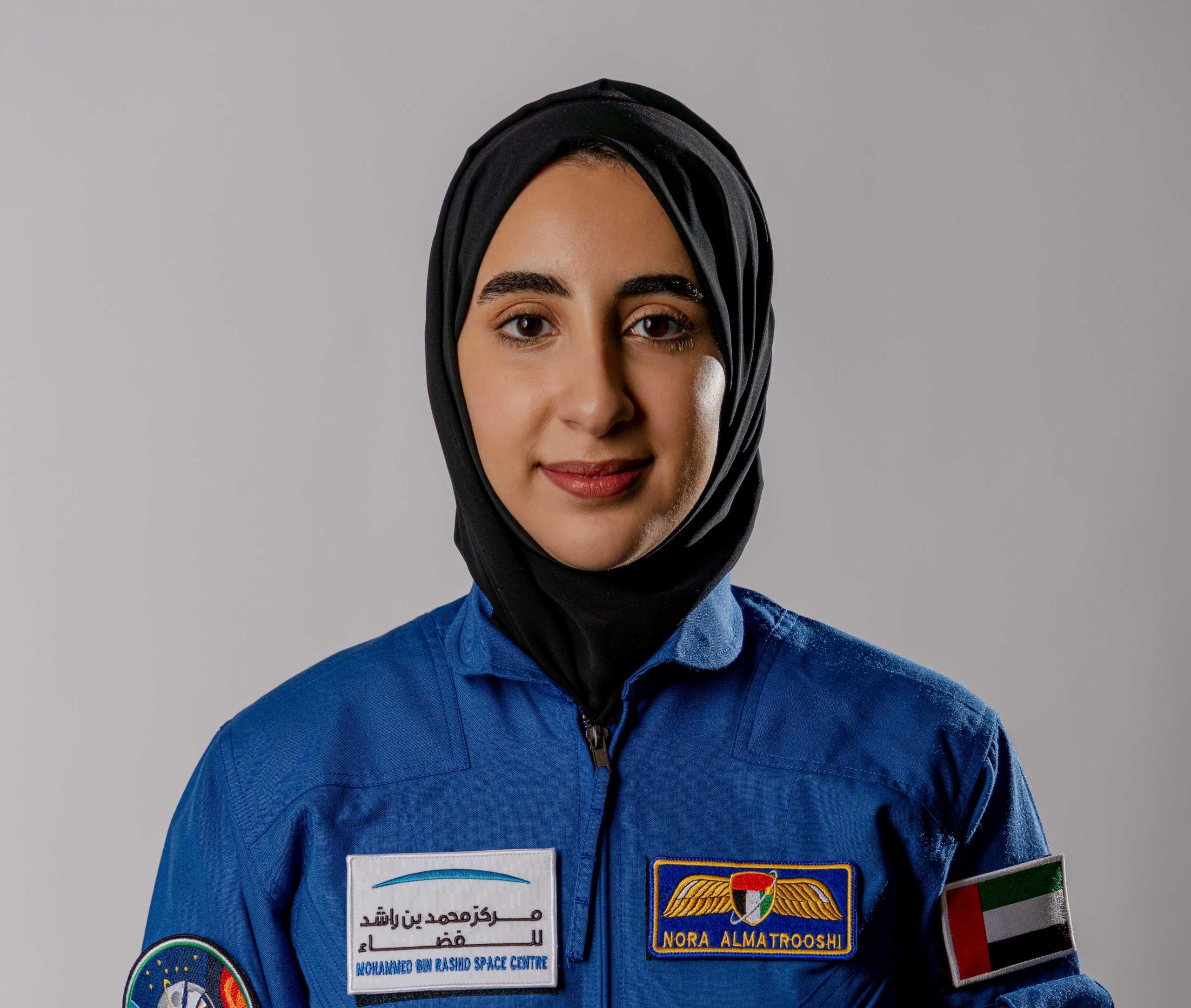 Η Νόρα Αλ – Ματρούσι είναι η πρώτη γυναίκα του αραβικού κόσμου που θα γίνει αστροναύτης! (pics)