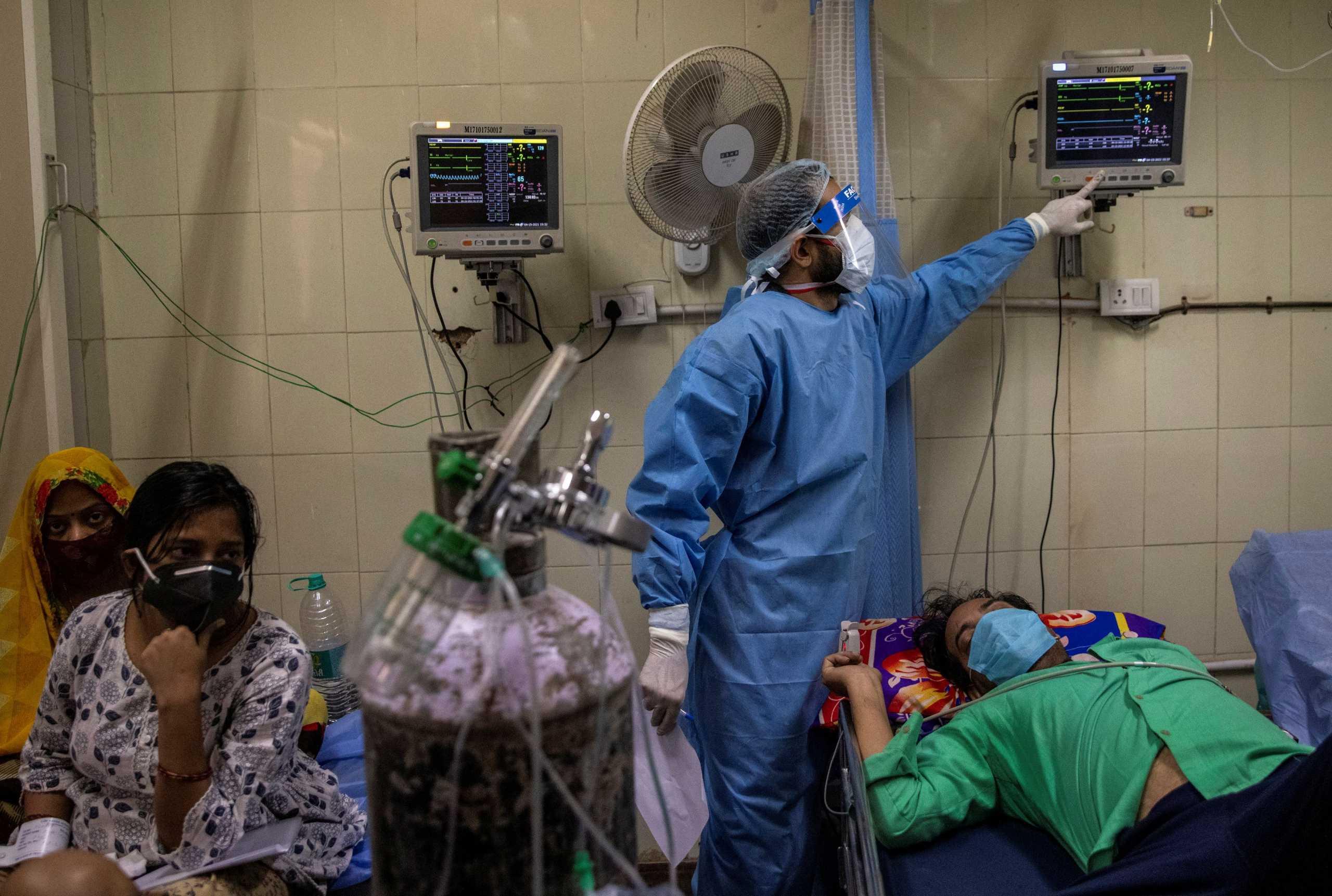 Ινδία: Σχεδόν 260.000 κρούσματα κορονοϊού και 1.761 νεκροί το τελευταίο 24ωρο