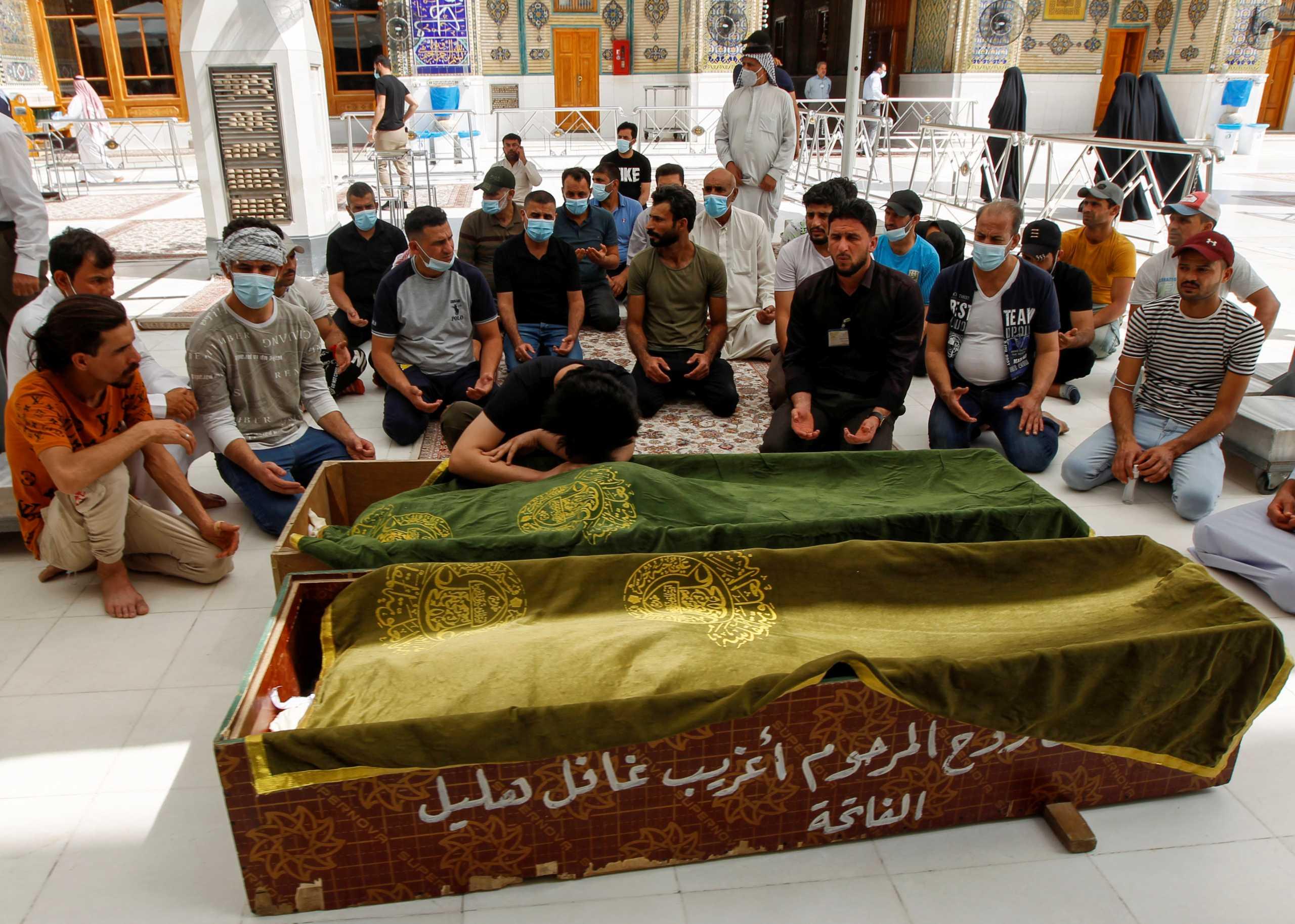 Ασύλληπτη τραγωδία στη Βαγδάτη: 82 νεκροί από φωτιά σε νοσοκομείο