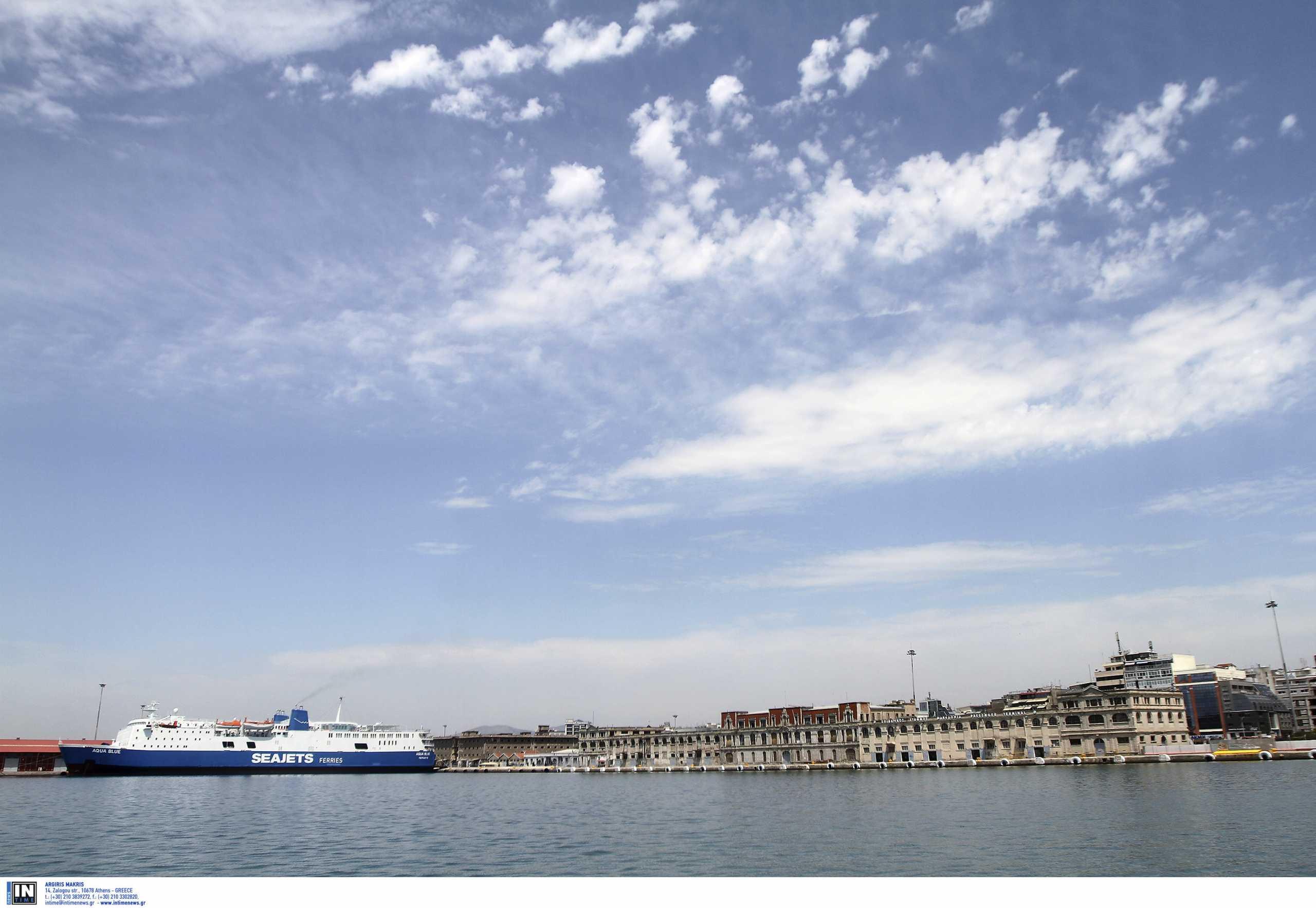 Ηράκλειο: Απαγορευτικό σε πλοίο λόγω βλάβης