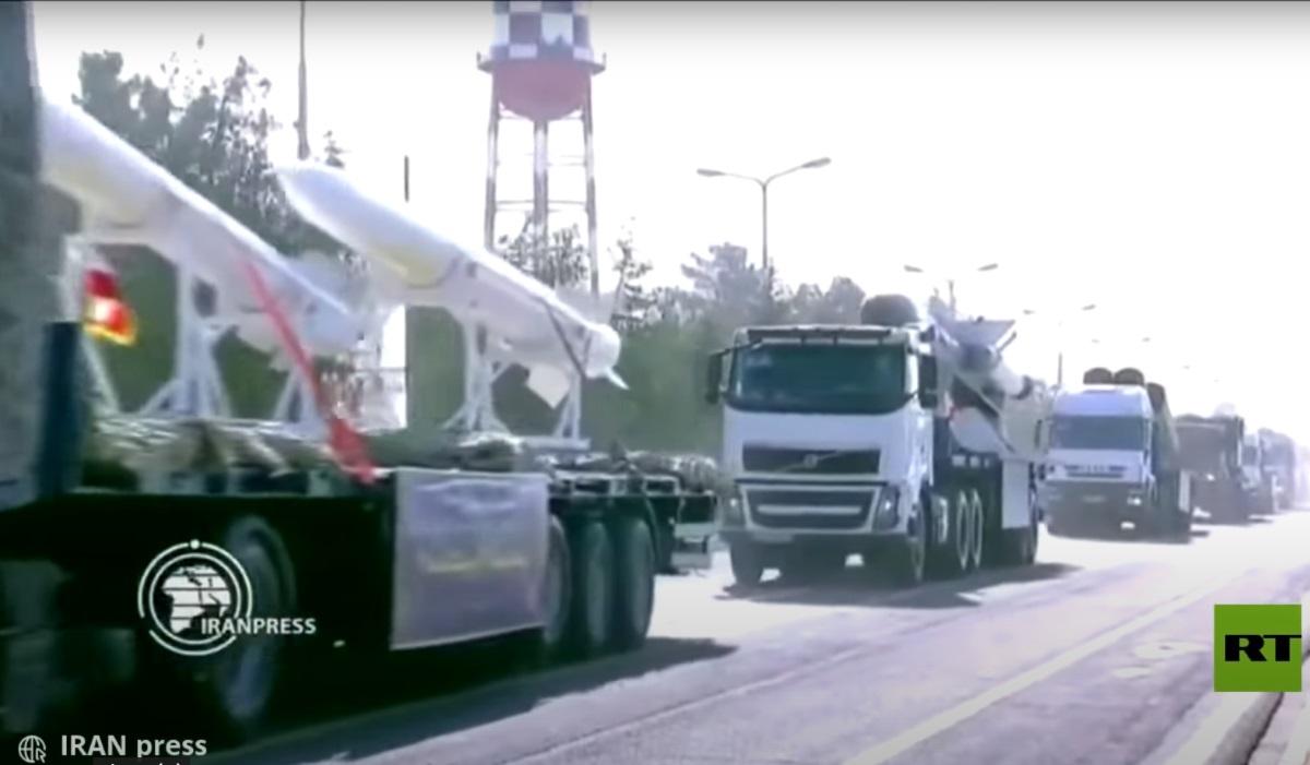Ιράν: Παρουσίασε νέο αντιαεροπορικό σύστημα μεγάλου βεληνεκούς [vid]