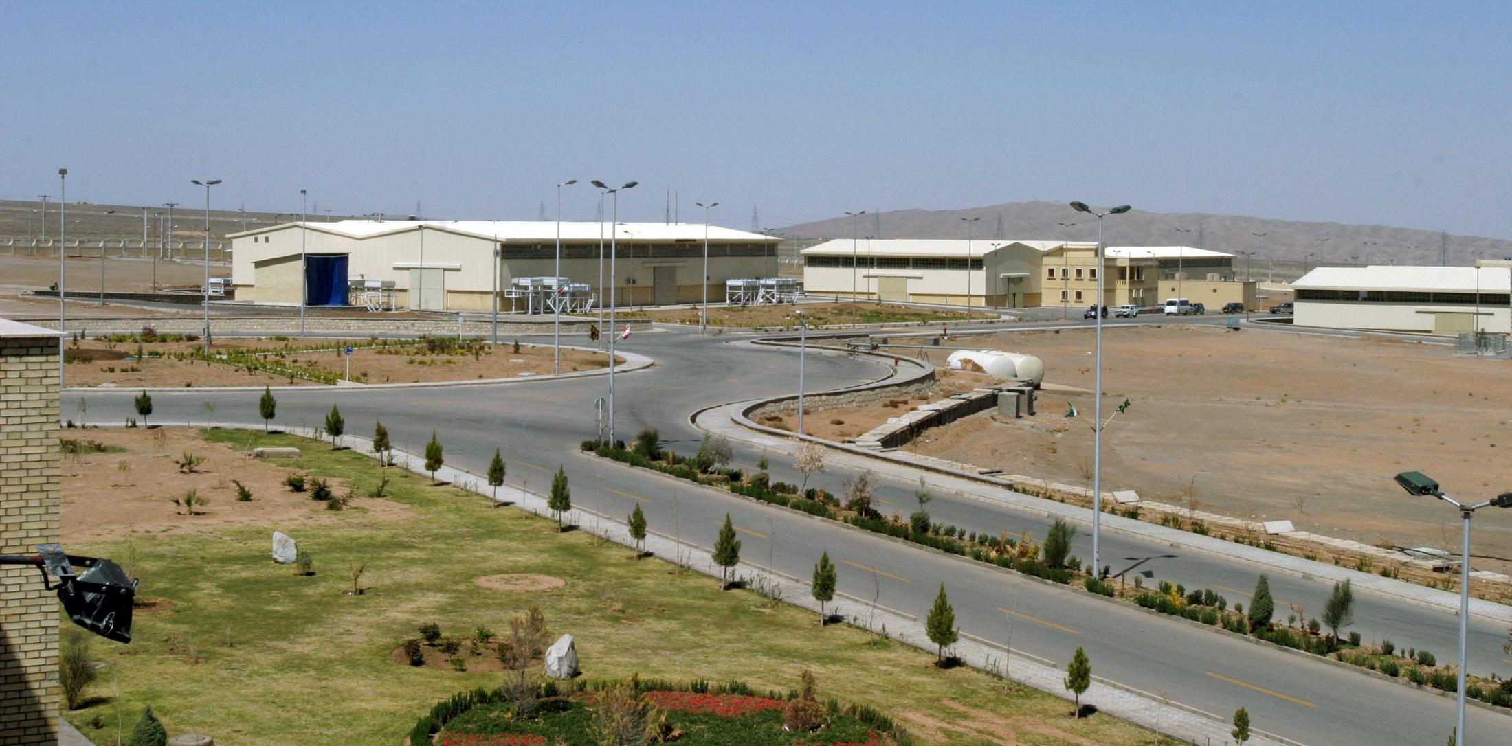 Ιράν: Πράξη «τρομοκρατίας» το πυρηνικό ατύχημα στις εγκαταστάσεις της Νατάνζ