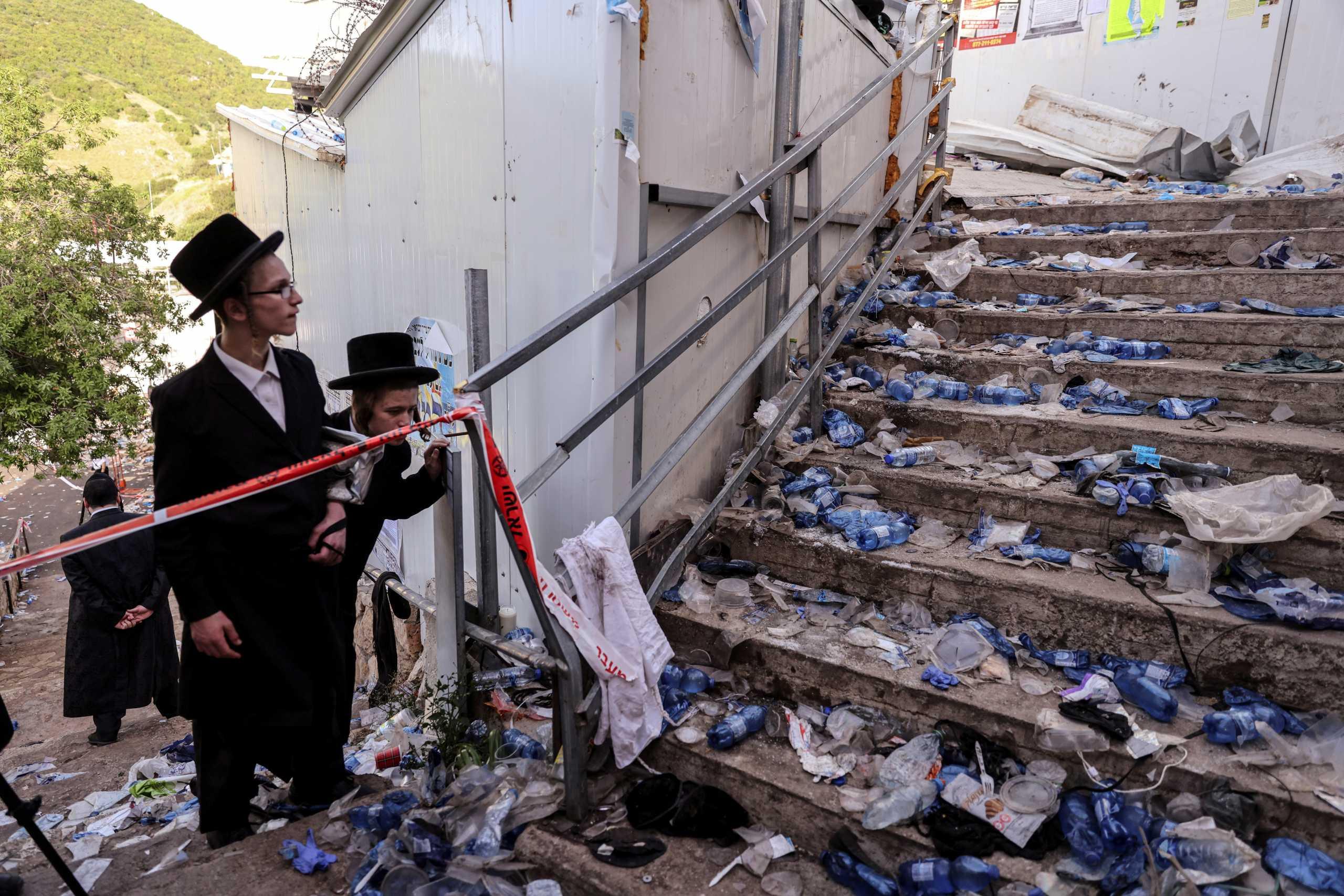 Τραγωδία στο Ισραήλ: «Βρήκαμε παιδιά ποδοπατημένα» πανικός και πτώματα παντού - Τρομακτικά video