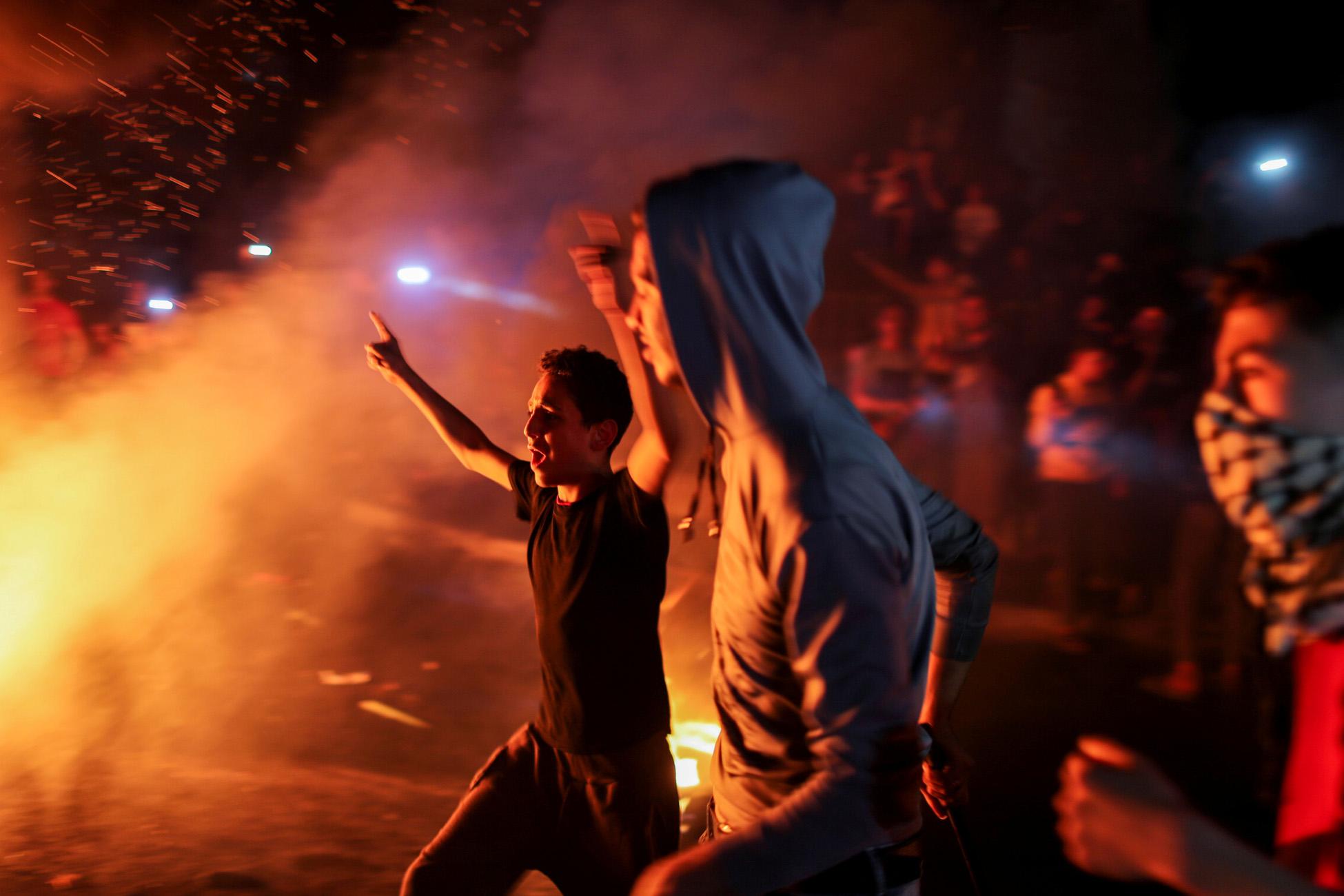 Ισραήλ-Παλαιστίνη: Νέες συμπλοκές στην Ιερουσαλήμ, ηρεμία ζητά ο Νετανάχιου