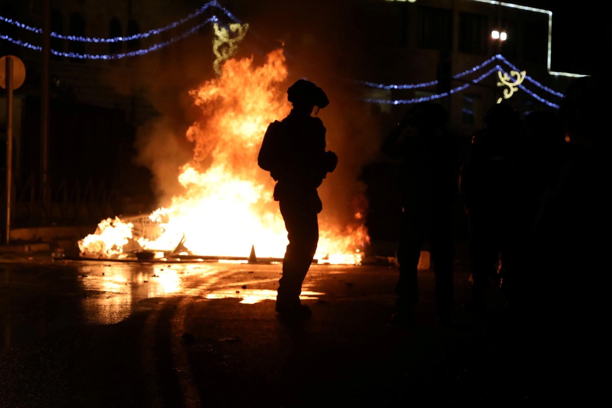 Ισραήλ – Παλαιστίνη: Βία, ένταση και ρουκέτες τα τελευταία 24ωρα