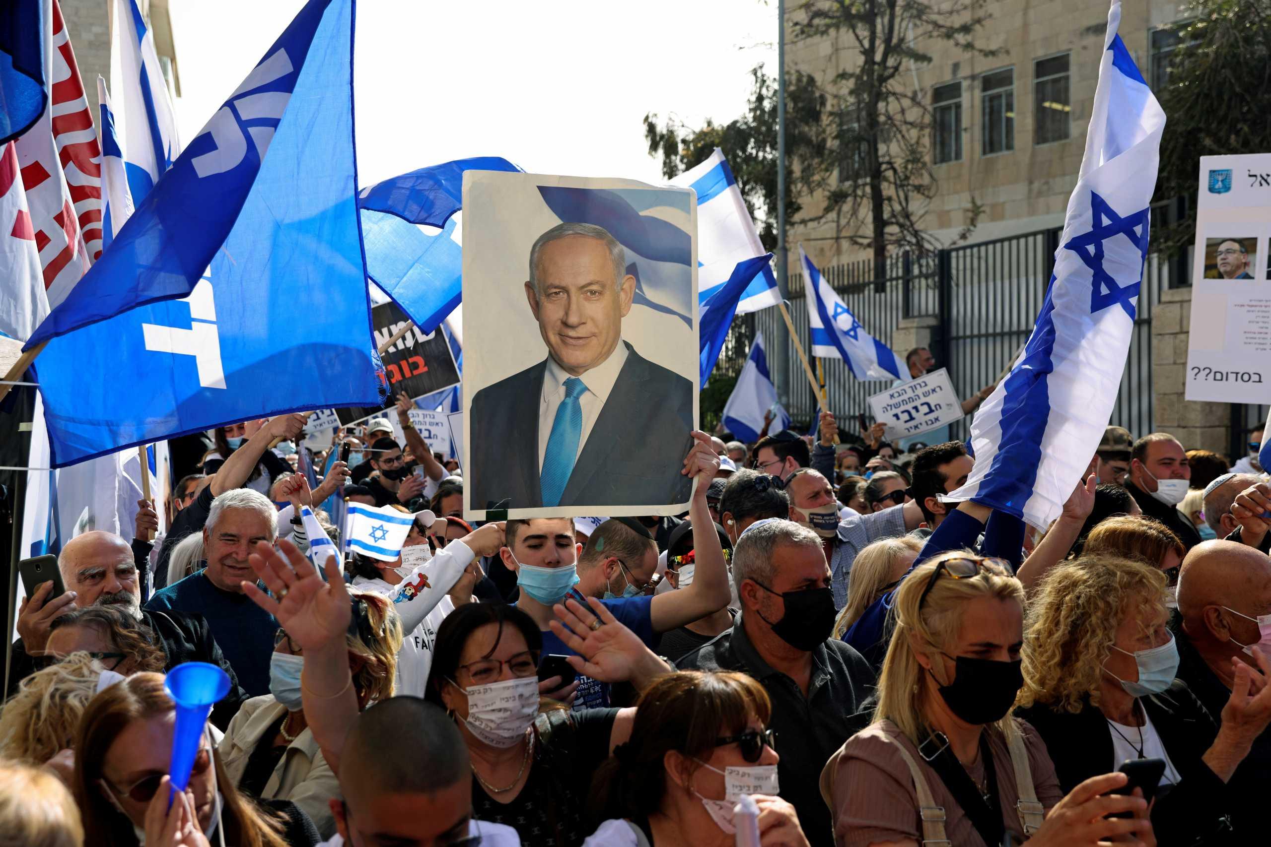 Ισραήλ: Σήμερα οι ανακοινώσεις για τον σχηματισμό κυβέρνησης – Φαβορί ο Νετανιάχου