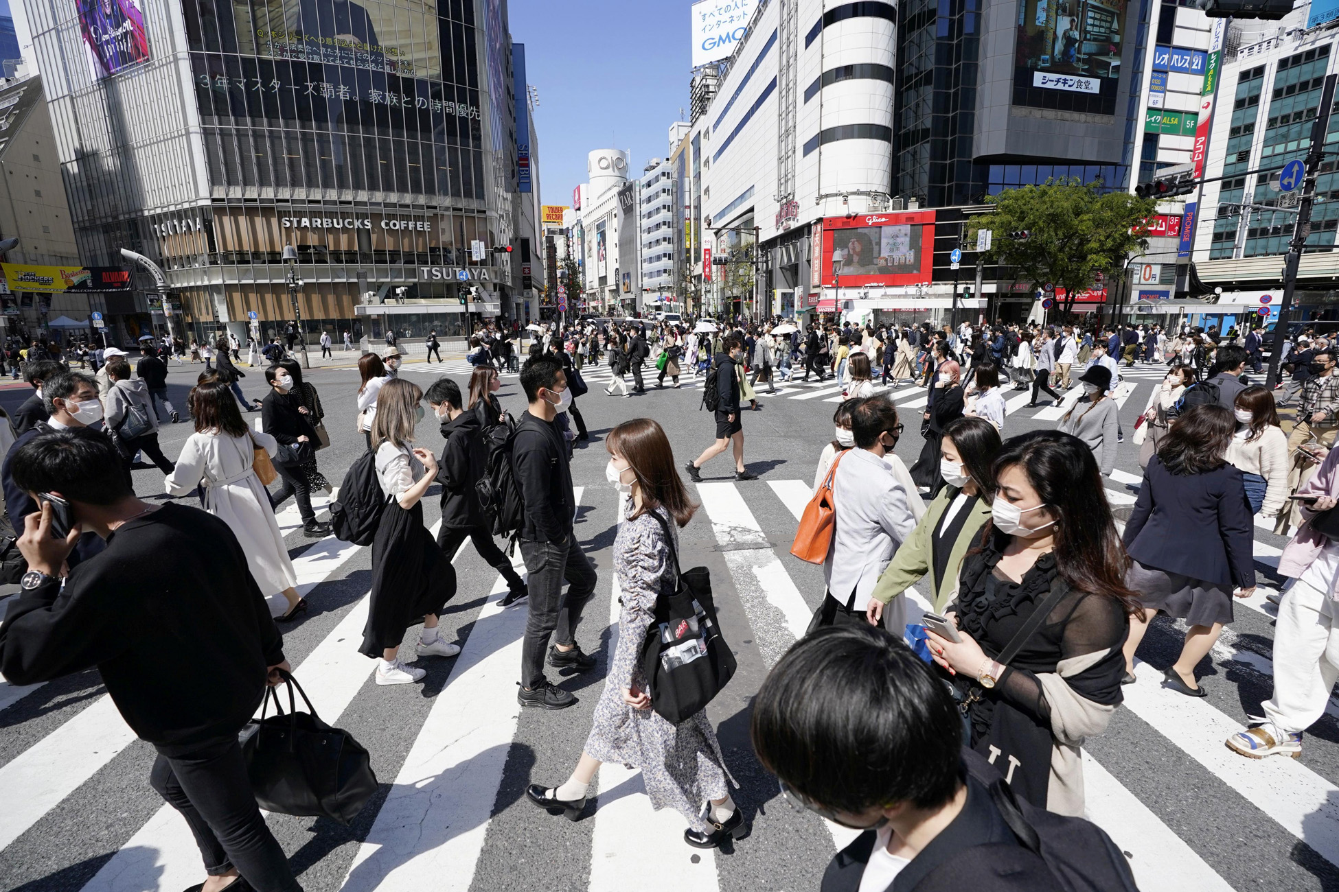 Ιαπωνία – κορονοϊός: Σε κατάσταση έκτακτης ανάγκης το Τόκιο και άλλες τρεις περιοχές