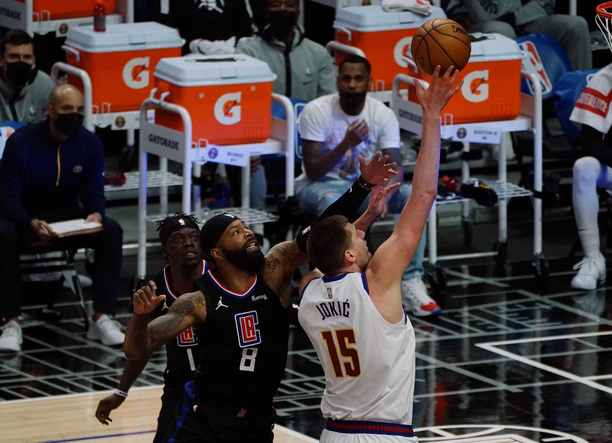 Μάρεϊ και Γιόκιτς έδειξαν τα «δόντια» τους ενόψει play off – Τα αποτελέσματα στο NBA