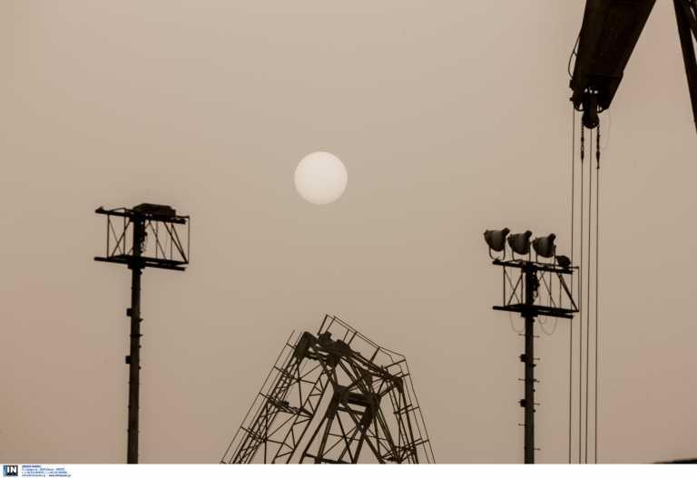 Καιρός σήμερα: Λιακάδα και σκόνη από τη Σαχάρα – Πού θα πέσουν βροχές