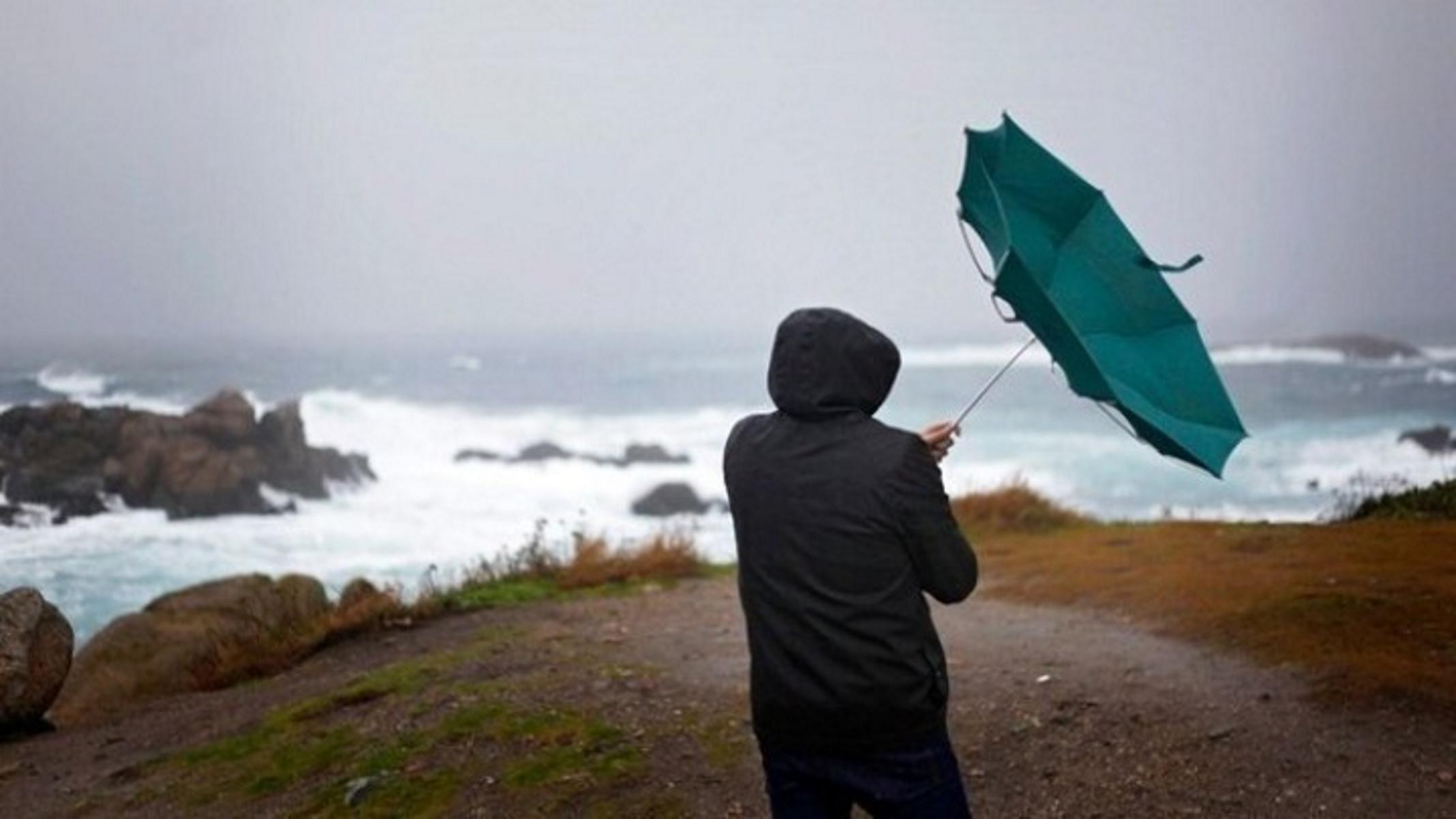 Καιρός αύριο: Έρχονται βροχές και καταιγίδες – Πού θα «χτυπήσουν» τα φαινόμενα